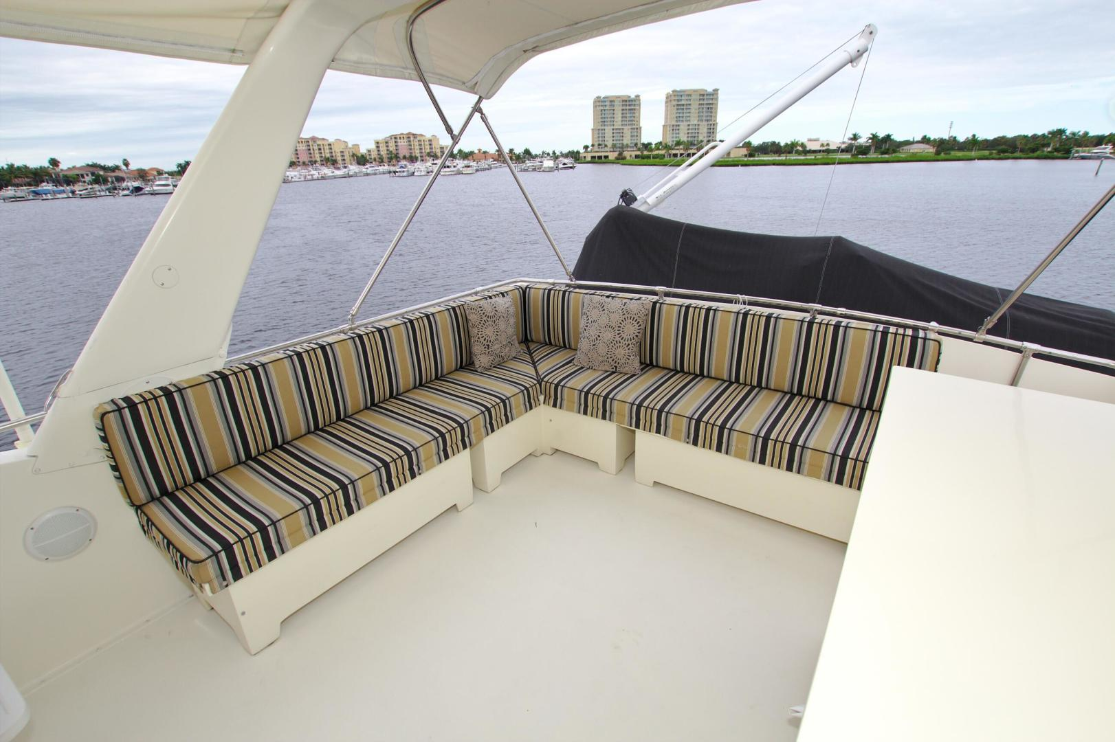 Hatteras-53 Extended Deckhouse Motor Yacht 1983-Luv Options Palmetto-Florida-United States-1512982 | Thumbnail