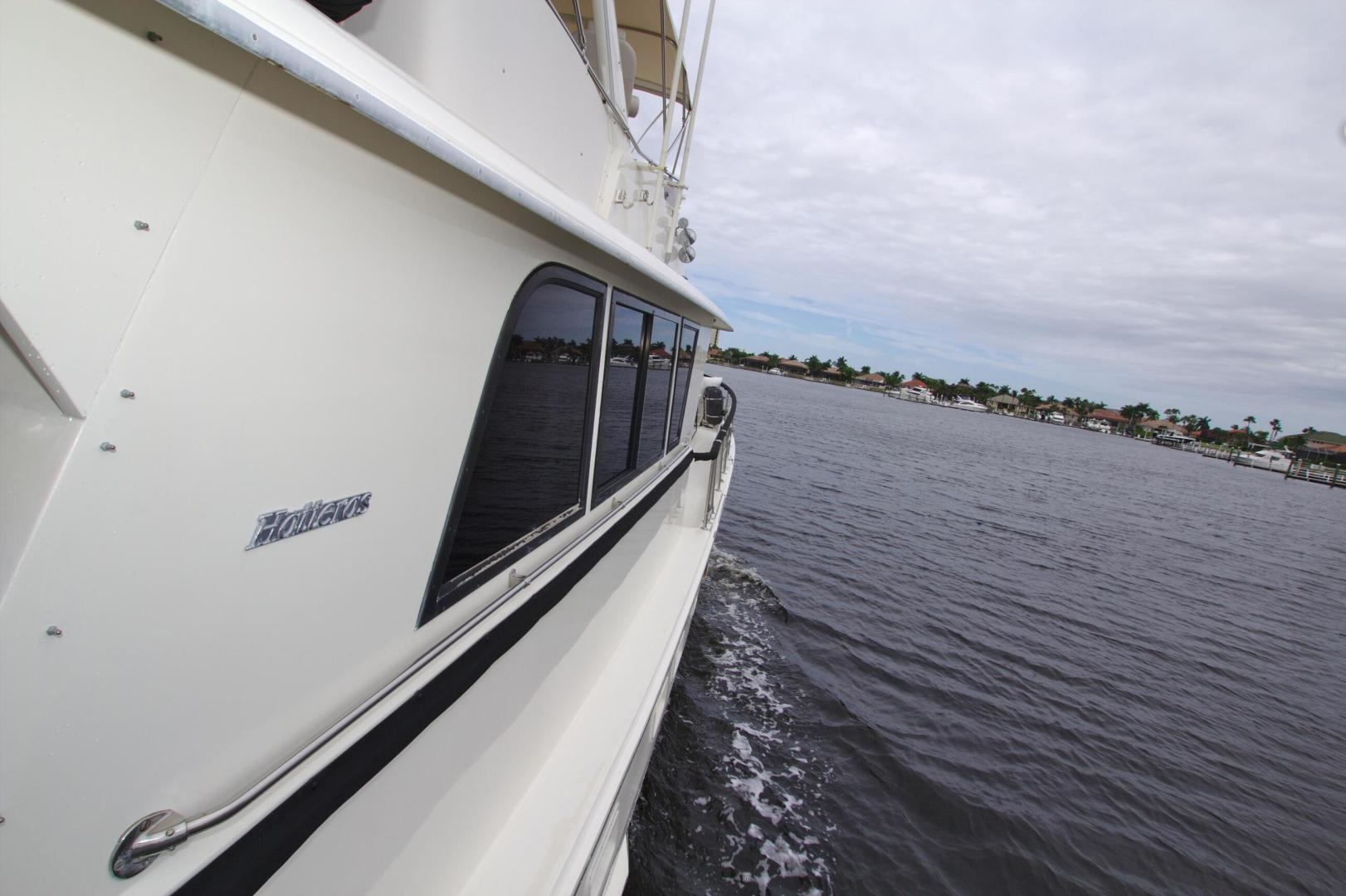 Hatteras-53 Extended Deckhouse Motor Yacht 1983-Luv Options Palmetto-Florida-United States-1512999 | Thumbnail