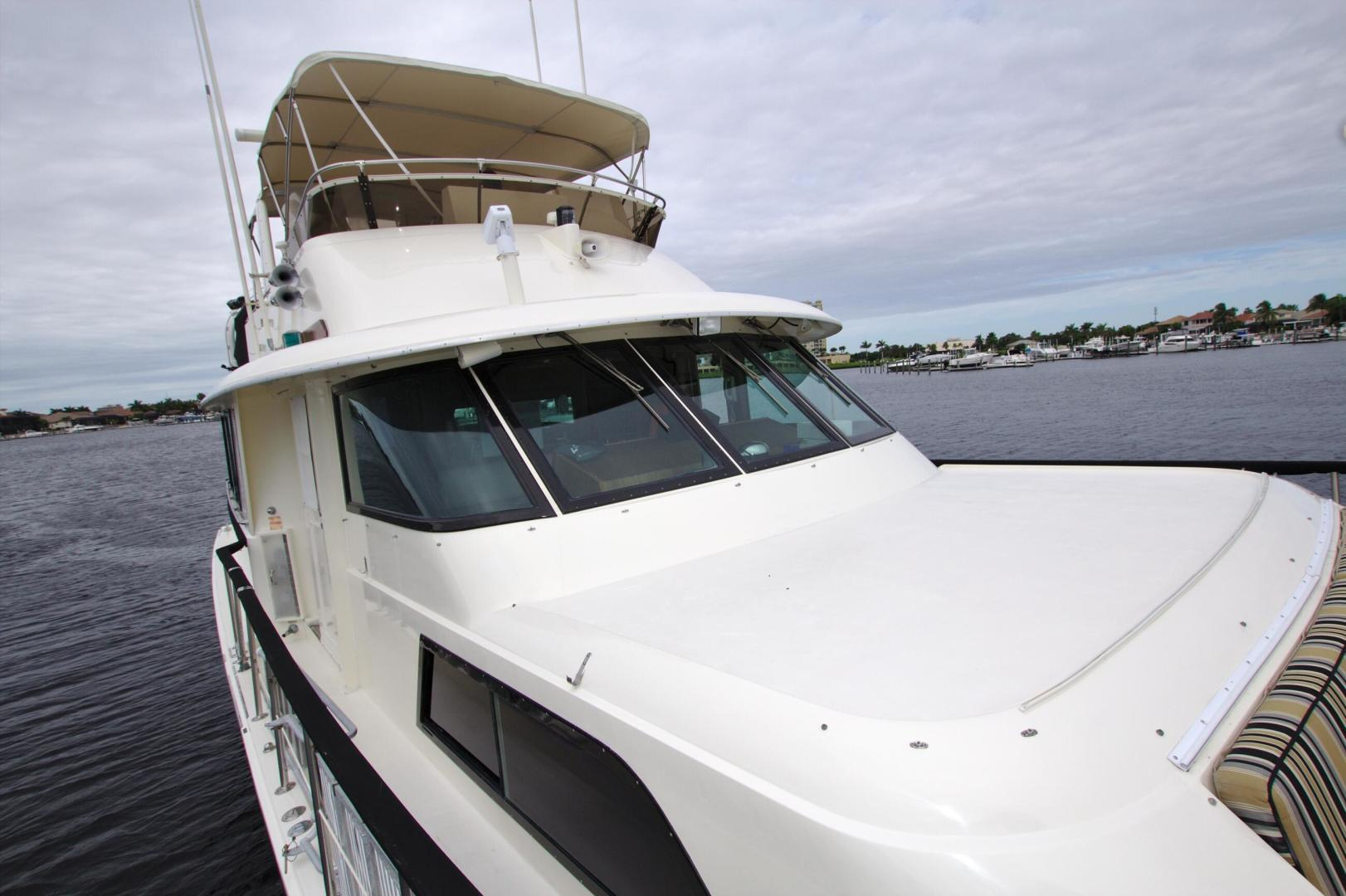 Hatteras-53 Extended Deckhouse Motor Yacht 1983-Luv Options Palmetto-Florida-United States-1512979 | Thumbnail