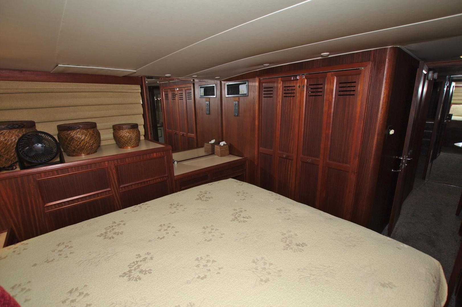 Hatteras-53 Extended Deckhouse Motor Yacht 1983-Luv Options Palmetto-Florida-United States-1513032 | Thumbnail
