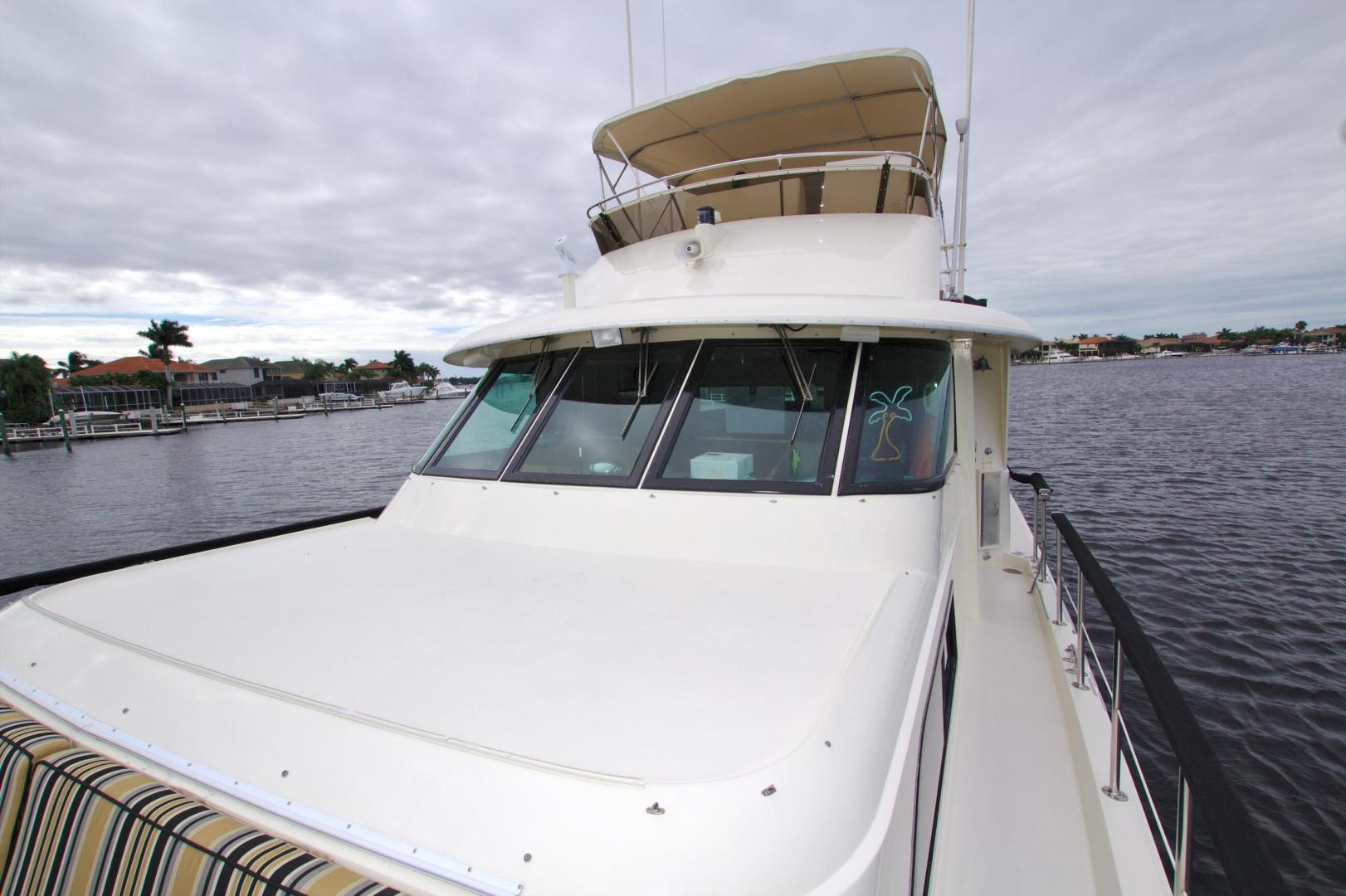Hatteras-53 Extended Deckhouse Motor Yacht 1983-Luv Options Palmetto-Florida-United States-1512976 | Thumbnail