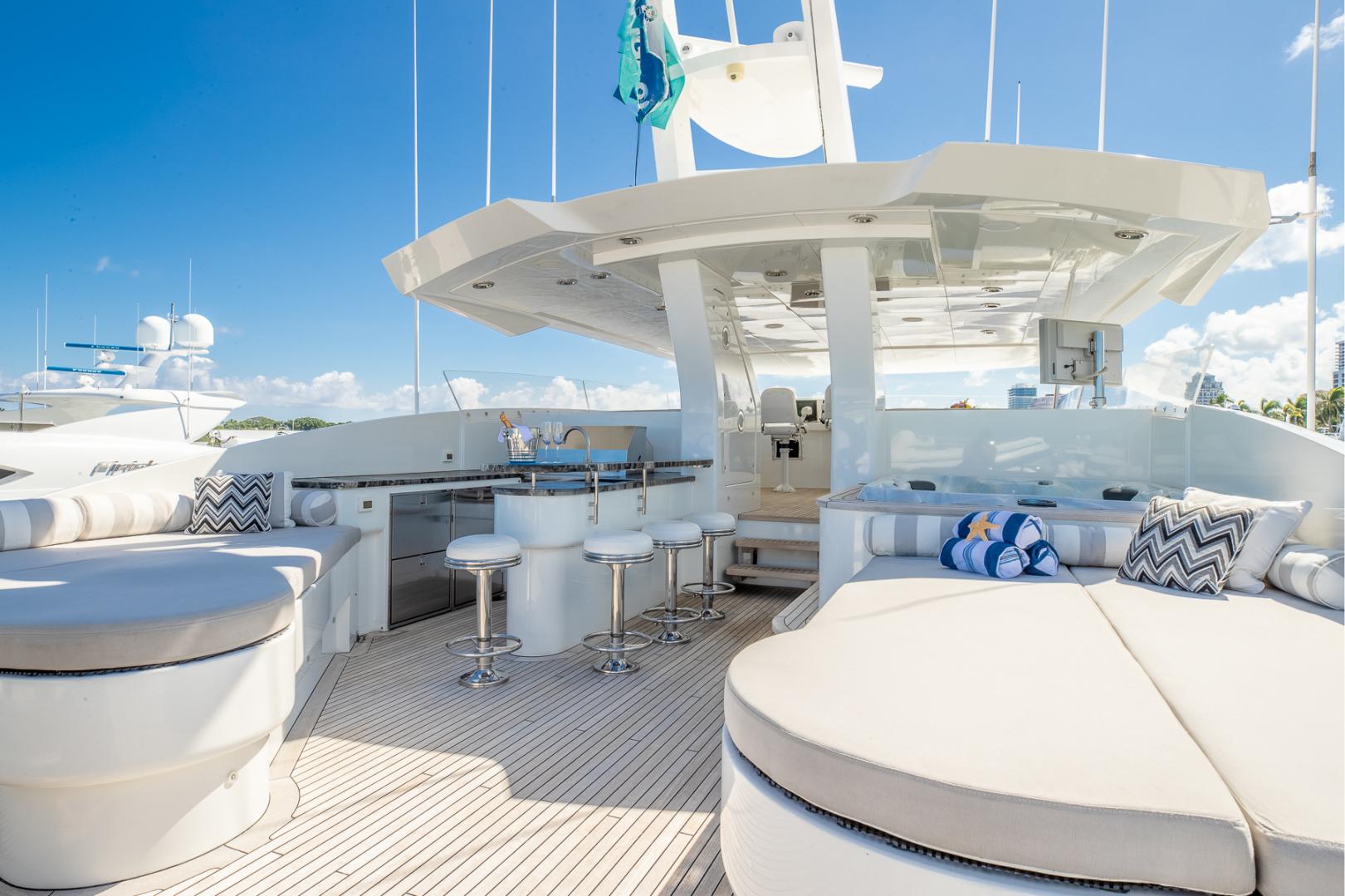 Northcoast-NC125 2011-FUGITIVE *Name Reserved* West Palm Beach-Florida-United States-Flybridge-1513484 | Thumbnail