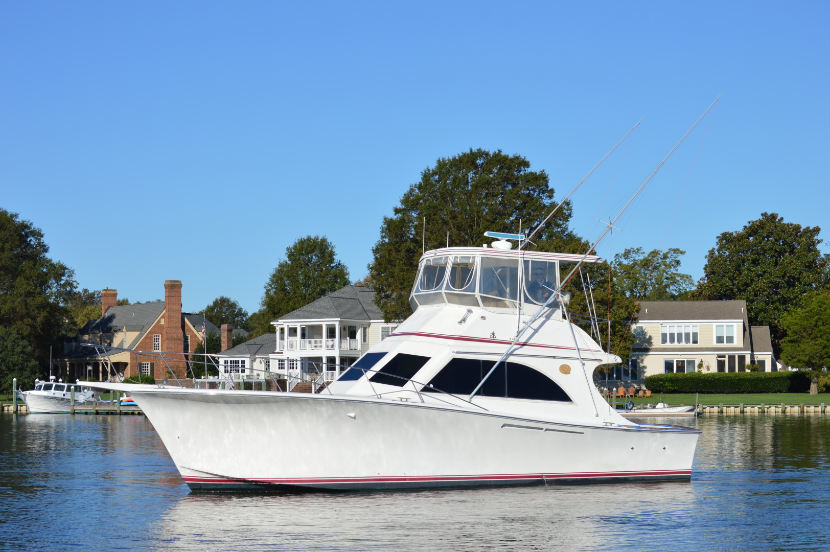 Jersey Cape-42 Convertible 1988-Awesome Lady Hampton-Virginia-United States-1513729 | Thumbnail