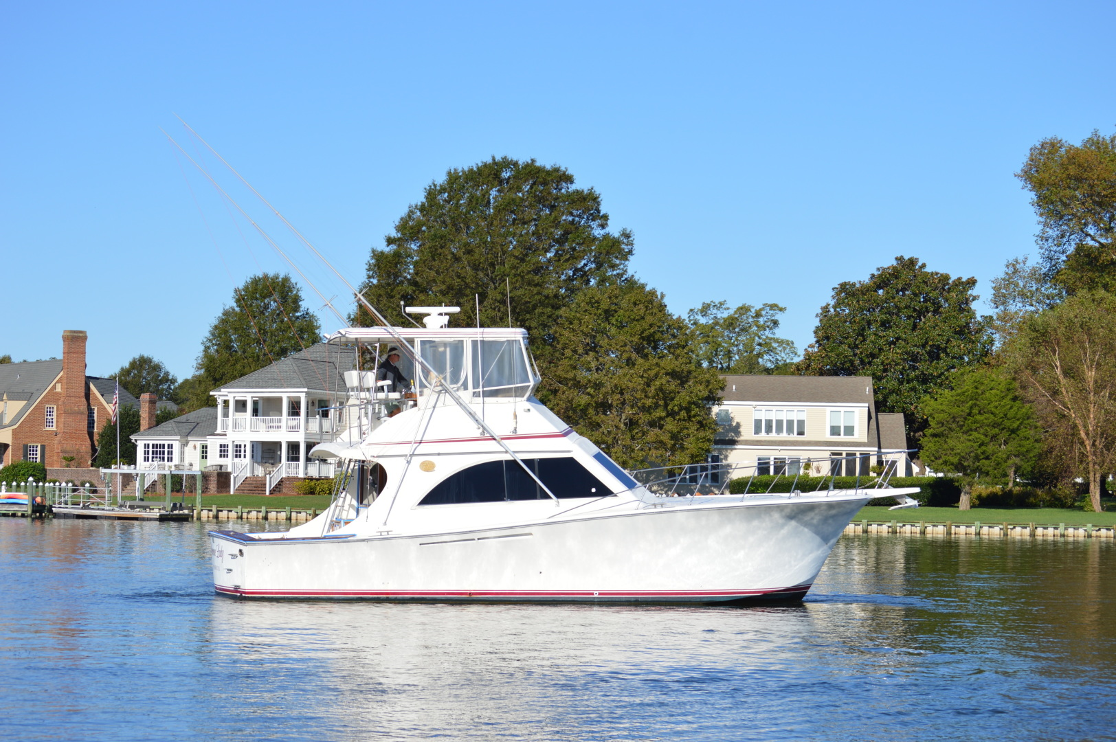 Jersey Cape-42 Convertible 1988-Awesome Lady Hampton-Virginia-United States-1513727 | Thumbnail