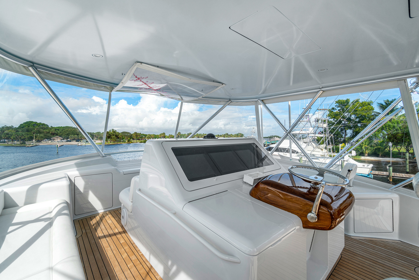 Viking-Convertible 2008-Saving Grace Stuart-Florida-United States-Flybridge-1546236   Thumbnail