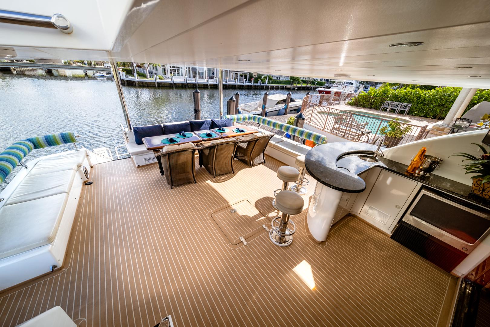 Hargrave-97 Motor Yacht 2006-The Program Fort Lauderdale-Florida-United States-1514089 | Thumbnail