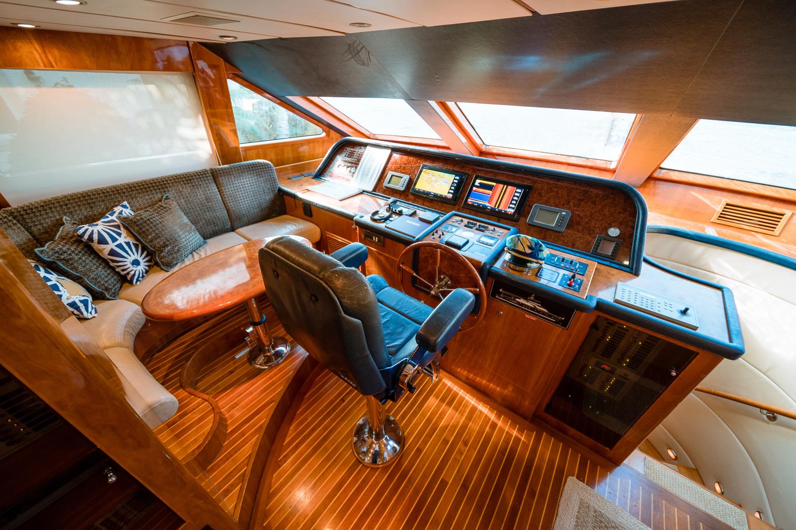 Hargrave-97 Motor Yacht 2006-The Program Fort Lauderdale-Florida-United States-1514094 | Thumbnail