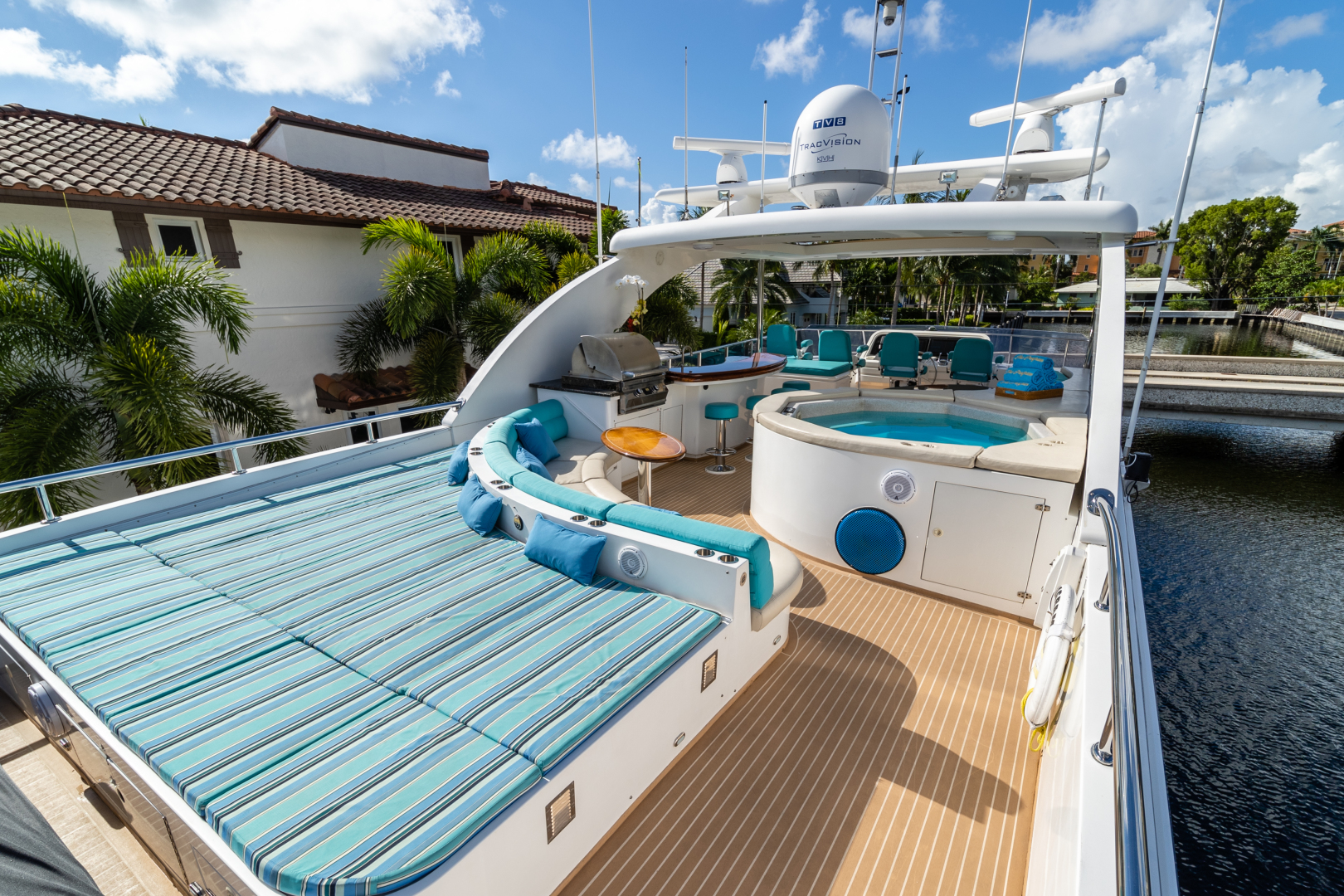 Hargrave-97 Motor Yacht 2006-The Program Fort Lauderdale-Florida-United States-1514085 | Thumbnail