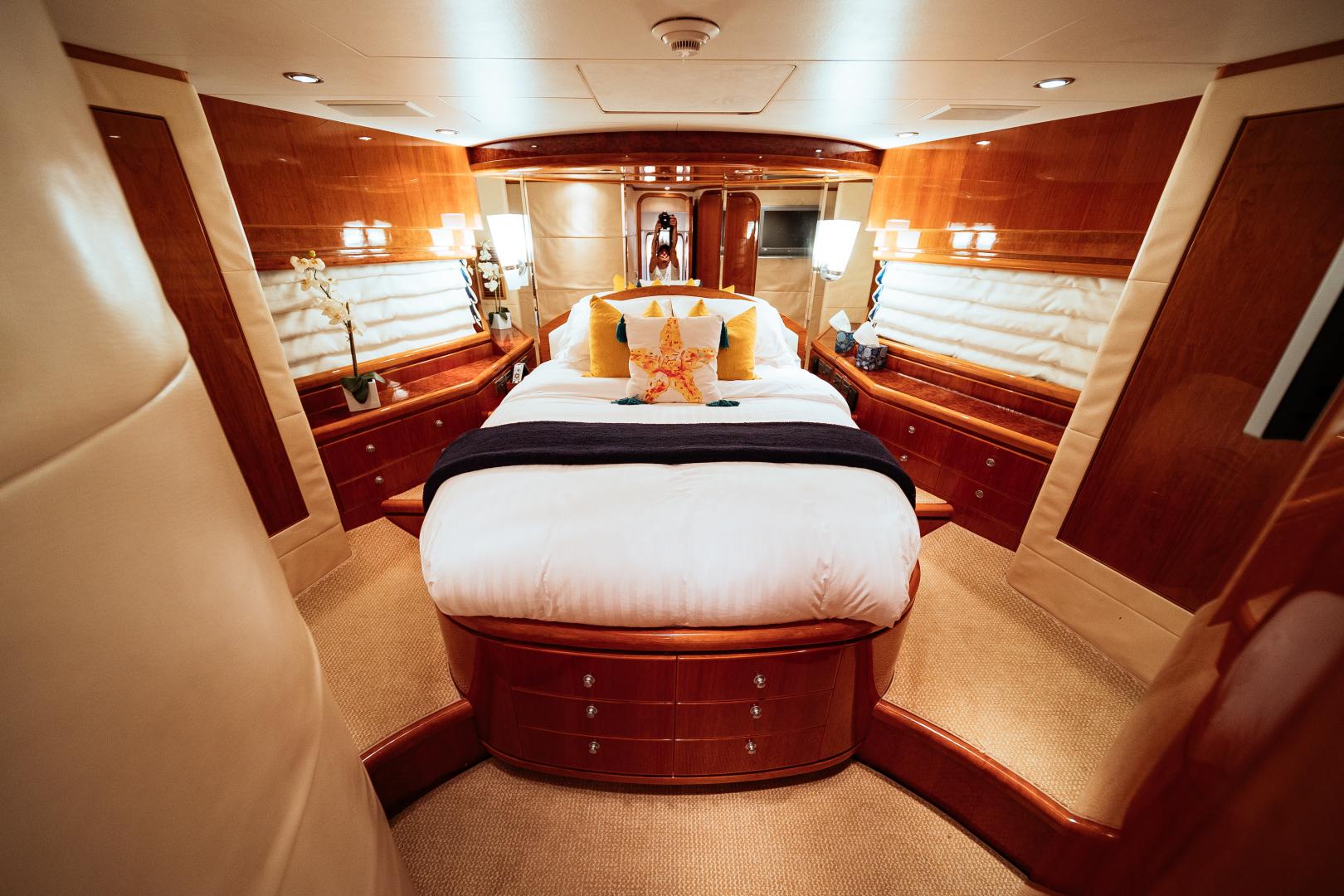 Hargrave-97 Motor Yacht 2006-The Program Fort Lauderdale-Florida-United States-1514103 | Thumbnail