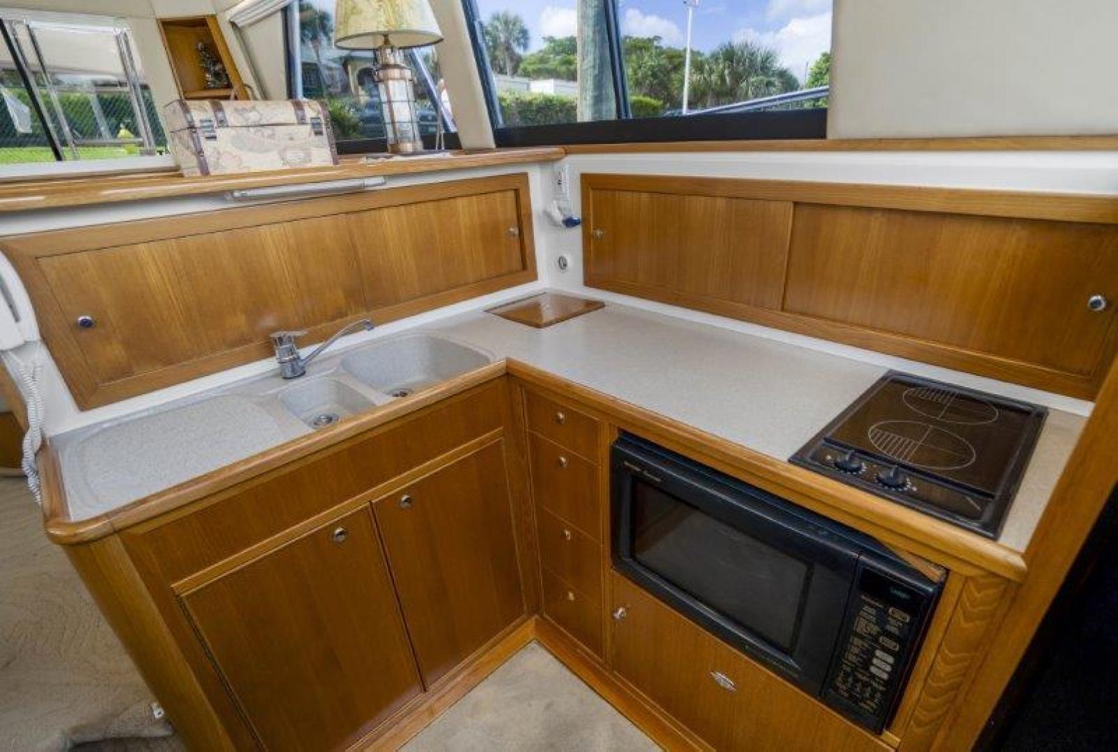 Riviera-Flybridge 2003-SUSAN MARIE North Palm Beach-Florida-United States-Galley-1520648   Thumbnail