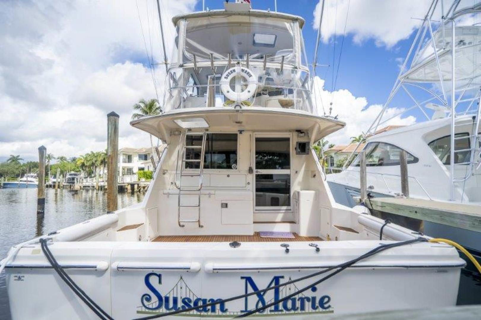 Riviera-Flybridge 2003-SUSAN MARIE North Palm Beach-Florida-United States-Aft-1520670   Thumbnail