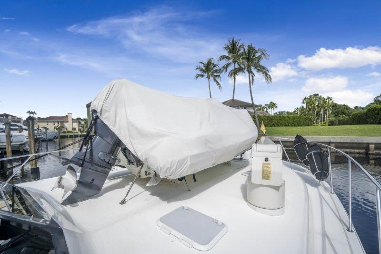 Riviera-Flybridge 2003-SUSAN MARIE North Palm Beach-Florida-United States-Bow-1520674   Thumbnail