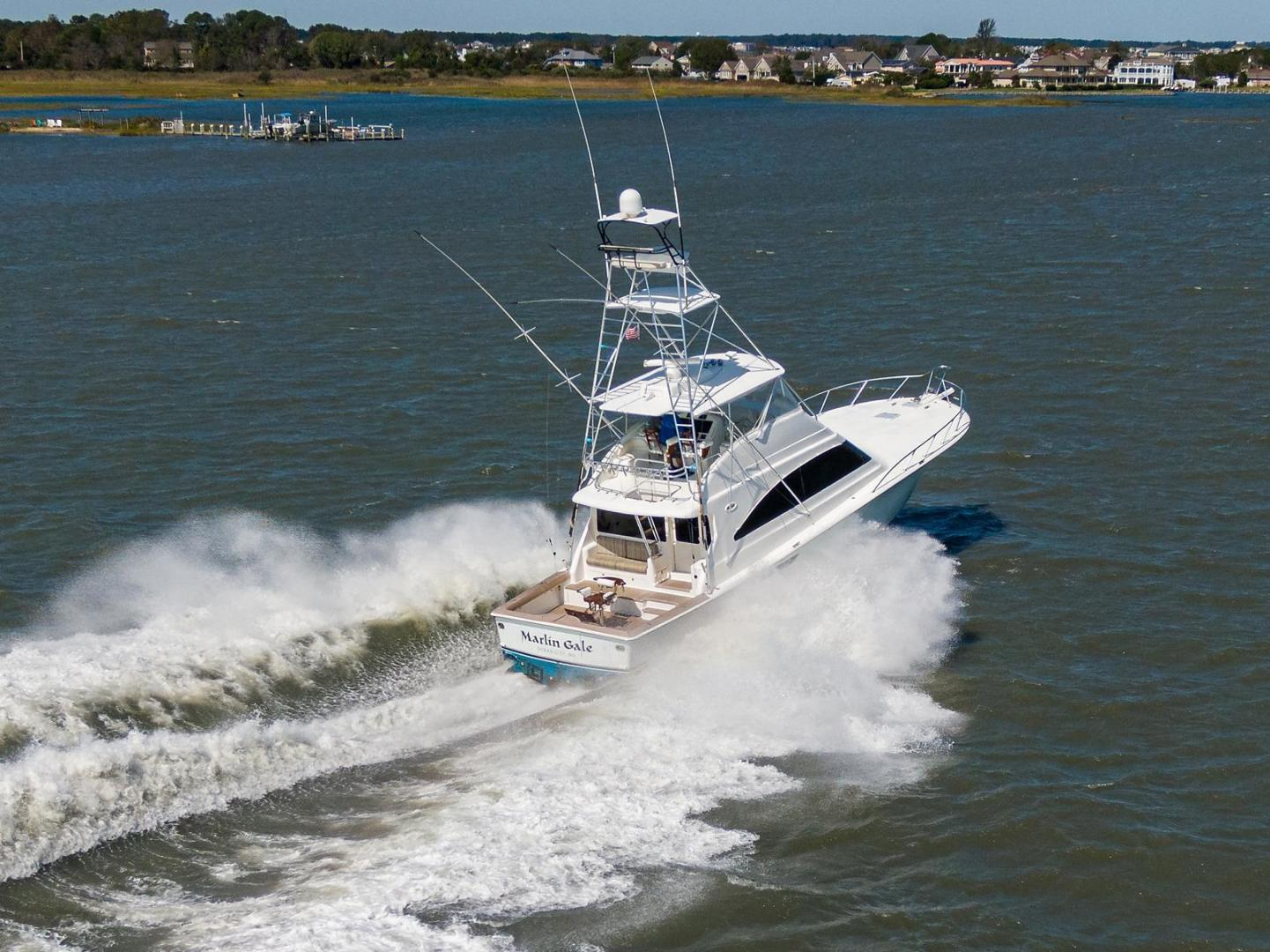 Ocean Yachts 2008-MARLIN GALE Ocean City -Maryland-United States-1514662 | Thumbnail
