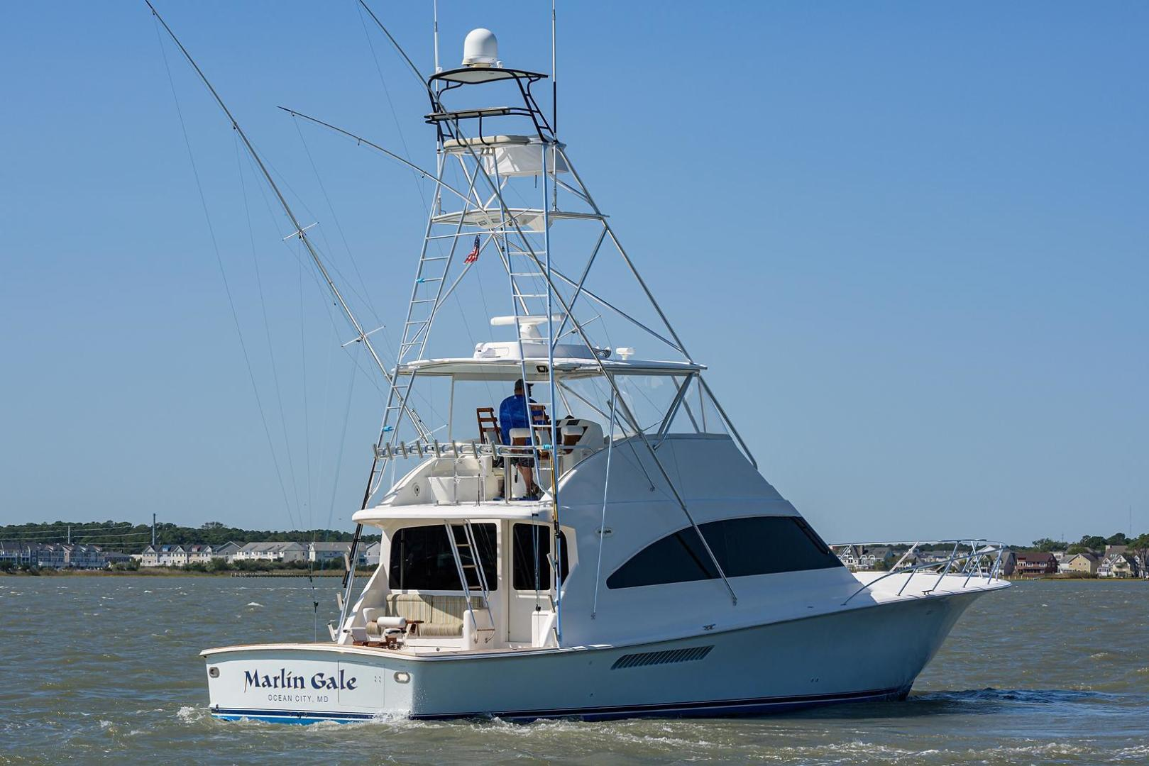Ocean Yachts 2008-MARLIN GALE Ocean City -Maryland-United States-1514607 | Thumbnail