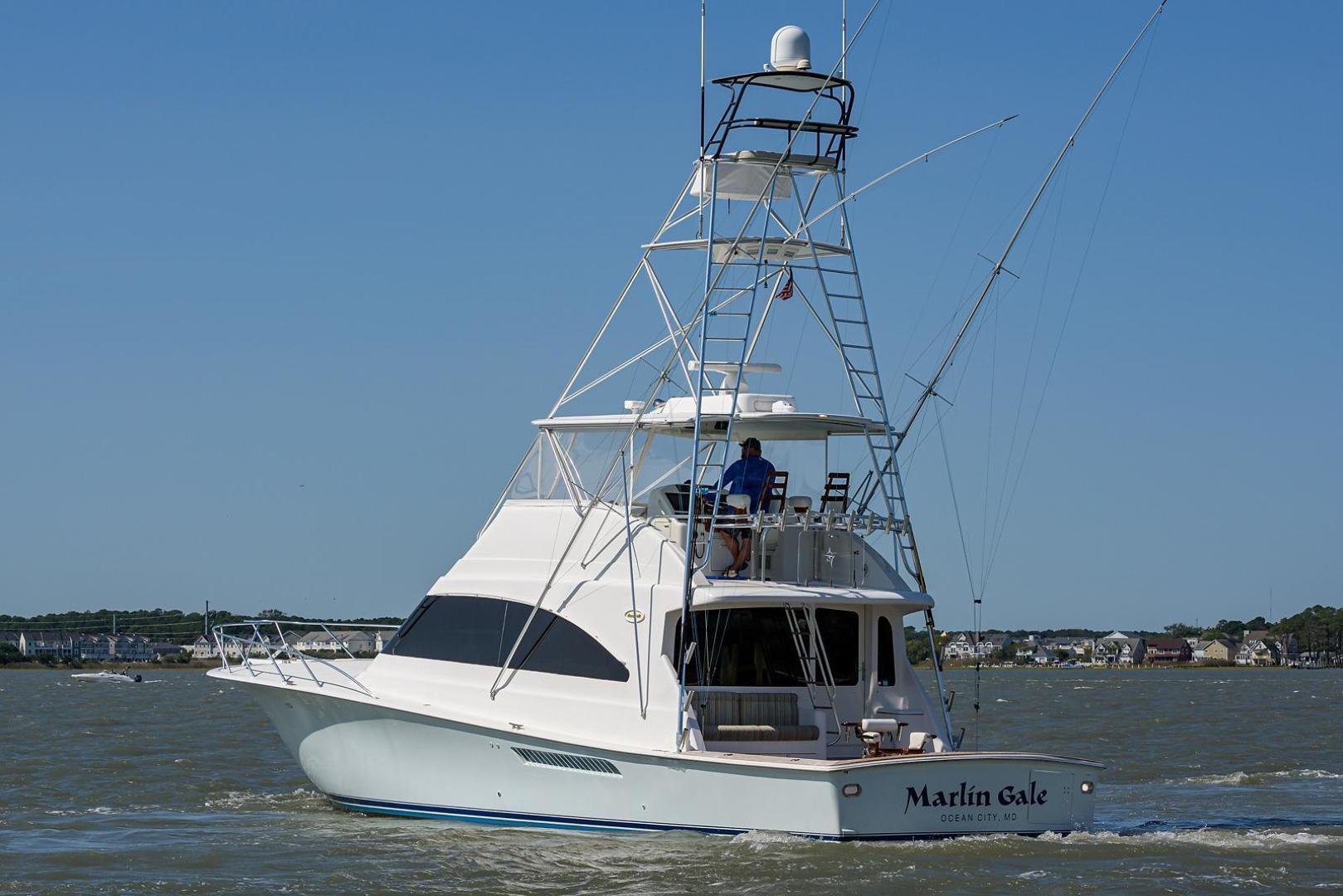 Ocean Yachts 2008-MARLIN GALE Ocean City -Maryland-United States-1514608 | Thumbnail