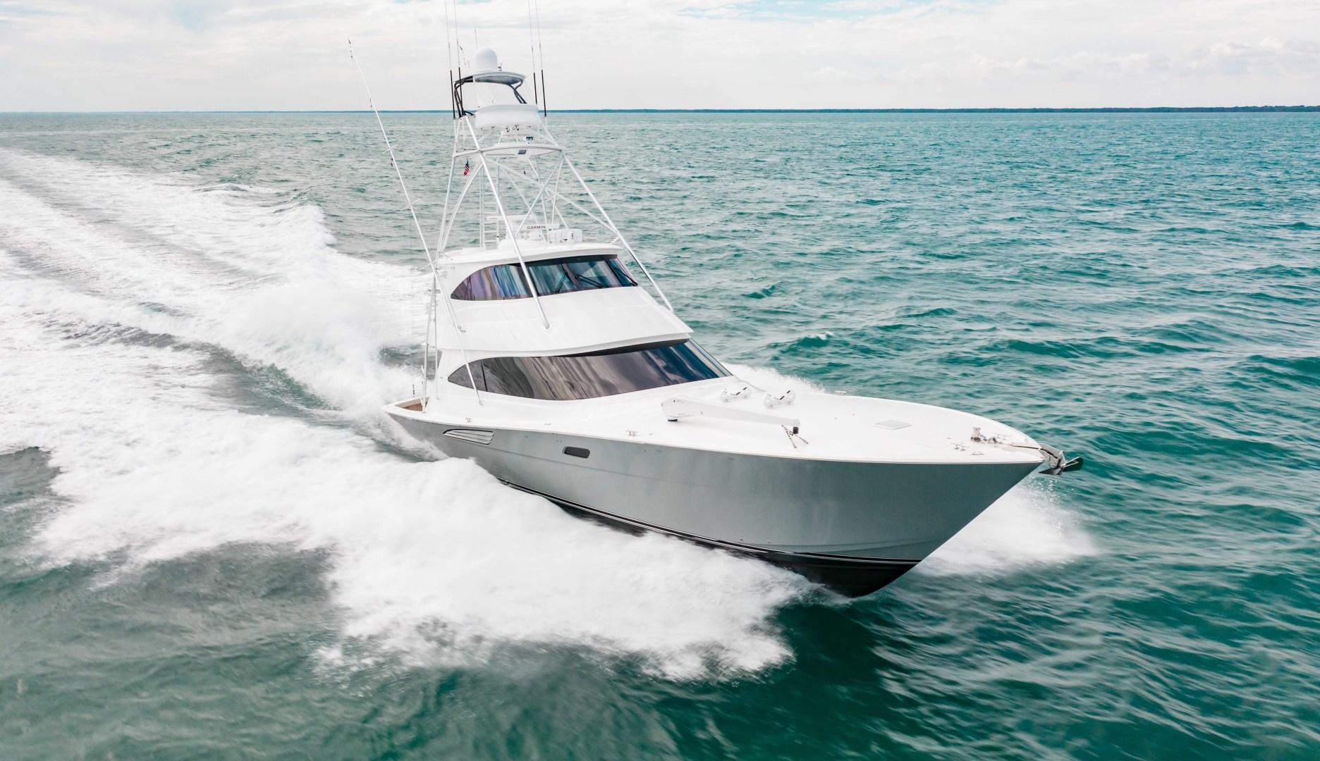 Viking-72 Enclosed Bridge 2018-Red Lion Ocean Reef-Florida-United States-2018 Viking 72 Enclosed Bridge  Red Lion -1568291   Thumbnail