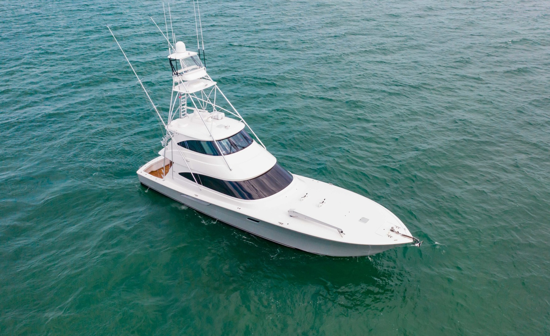 Viking-72 Enclosed Bridge 2018-Red Lion Ocean Reef-Florida-United States-2018 Viking 72 Enclosed Bridge  Red Lion -1568318   Thumbnail