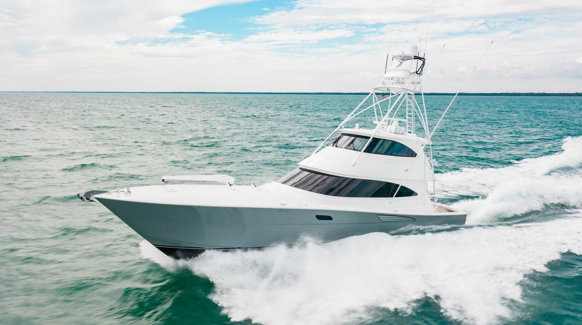Viking-72 Enclosed Bridge 2018-Red Lion Ocean Reef-Florida-United States-2018 Viking 72 Enclosed Bridge  Red Lion -1568331   Thumbnail