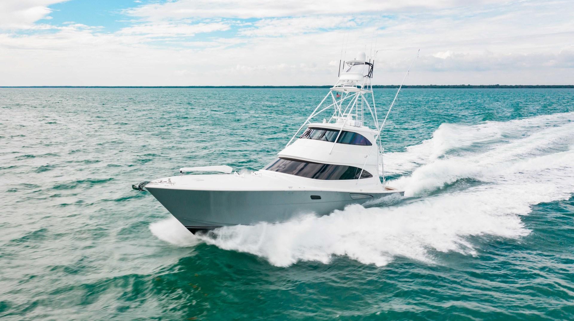 Viking-72 Enclosed Bridge 2018-Red Lion Ocean Reef-Florida-United States-2018 Viking 72 Enclosed Bridge  Red Lion -1568330   Thumbnail