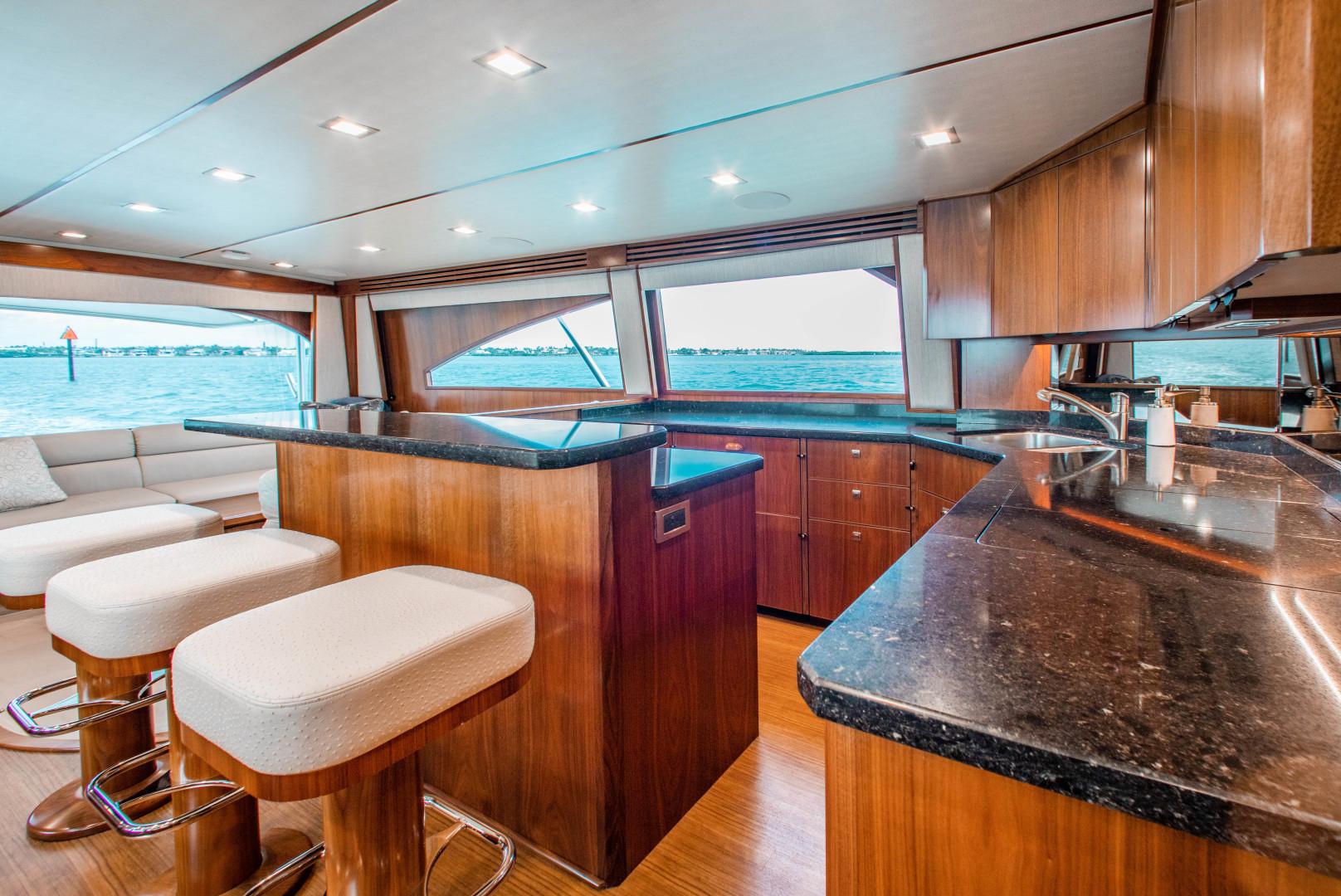 Viking-72 Enclosed Bridge 2018-Red Lion Ocean Reef-Florida-United States-2018 Viking 72 Enclosed Bridge  Red Lion  Galley-1568242   Thumbnail