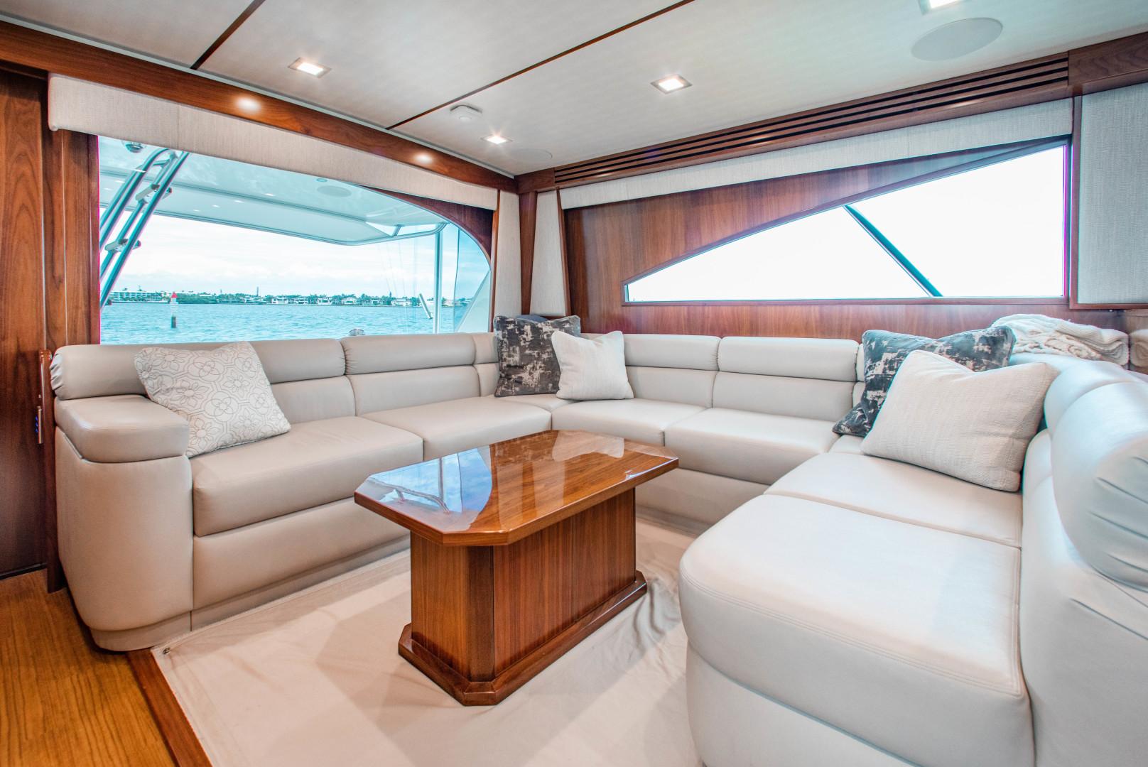Viking-72 Enclosed Bridge 2018-Red Lion Ocean Reef-Florida-United States-2018 Viking 72 Enclosed Bridge  Red Lion  Salon-1568240   Thumbnail