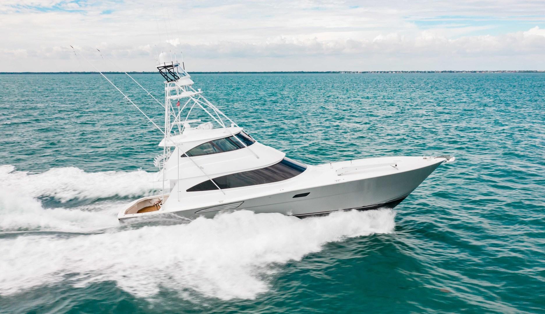 Viking-72 Enclosed Bridge 2018-Red Lion Ocean Reef-Florida-United States-2018 Viking 72 Enclosed Bridge  Red Lion -1568292   Thumbnail