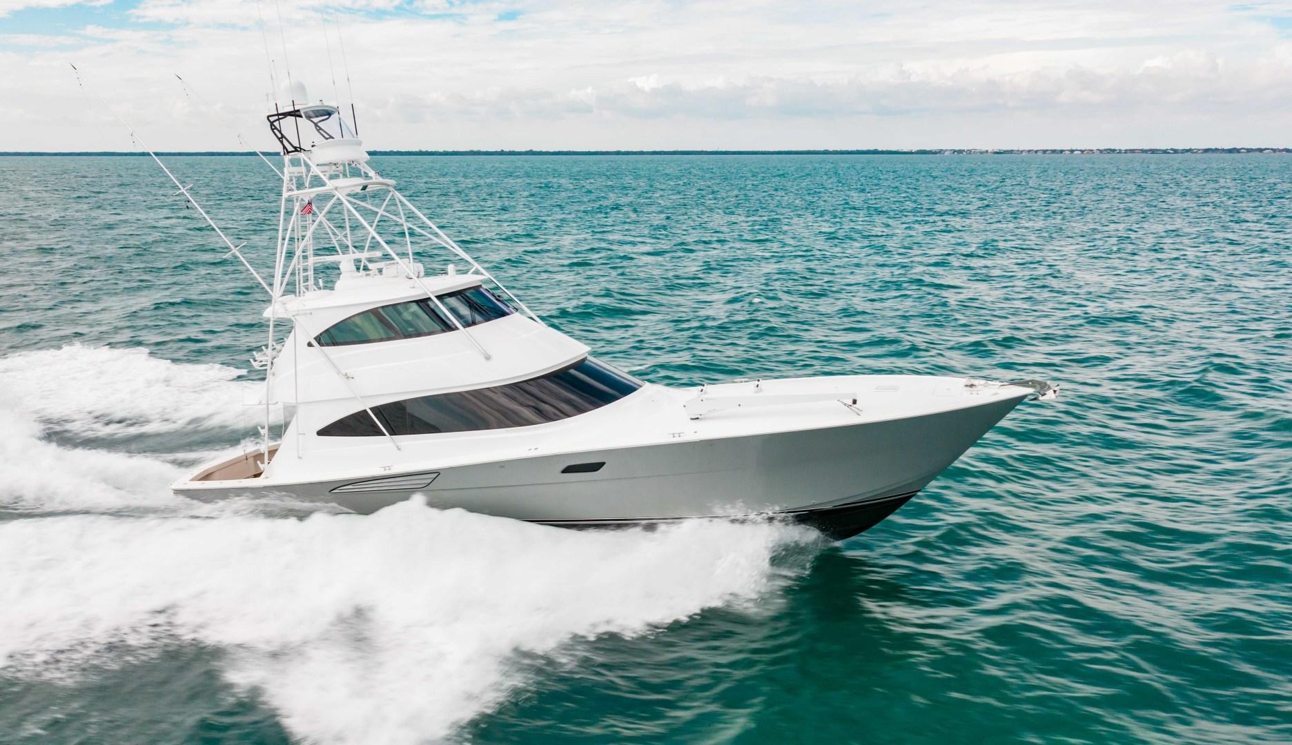 Viking-72 Enclosed Bridge 2018-Red Lion Ocean Reef-Florida-United States-2018 Viking 72 Enclosed Bridge  Red Lion -1568295   Thumbnail