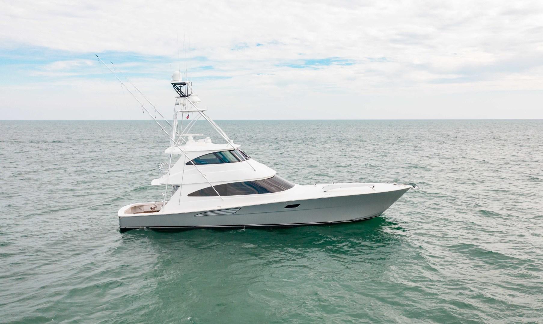 Viking-72 Enclosed Bridge 2018-Red Lion Ocean Reef-Florida-United States-2018 Viking 72 Enclosed Bridge  Red Lion -1568306   Thumbnail