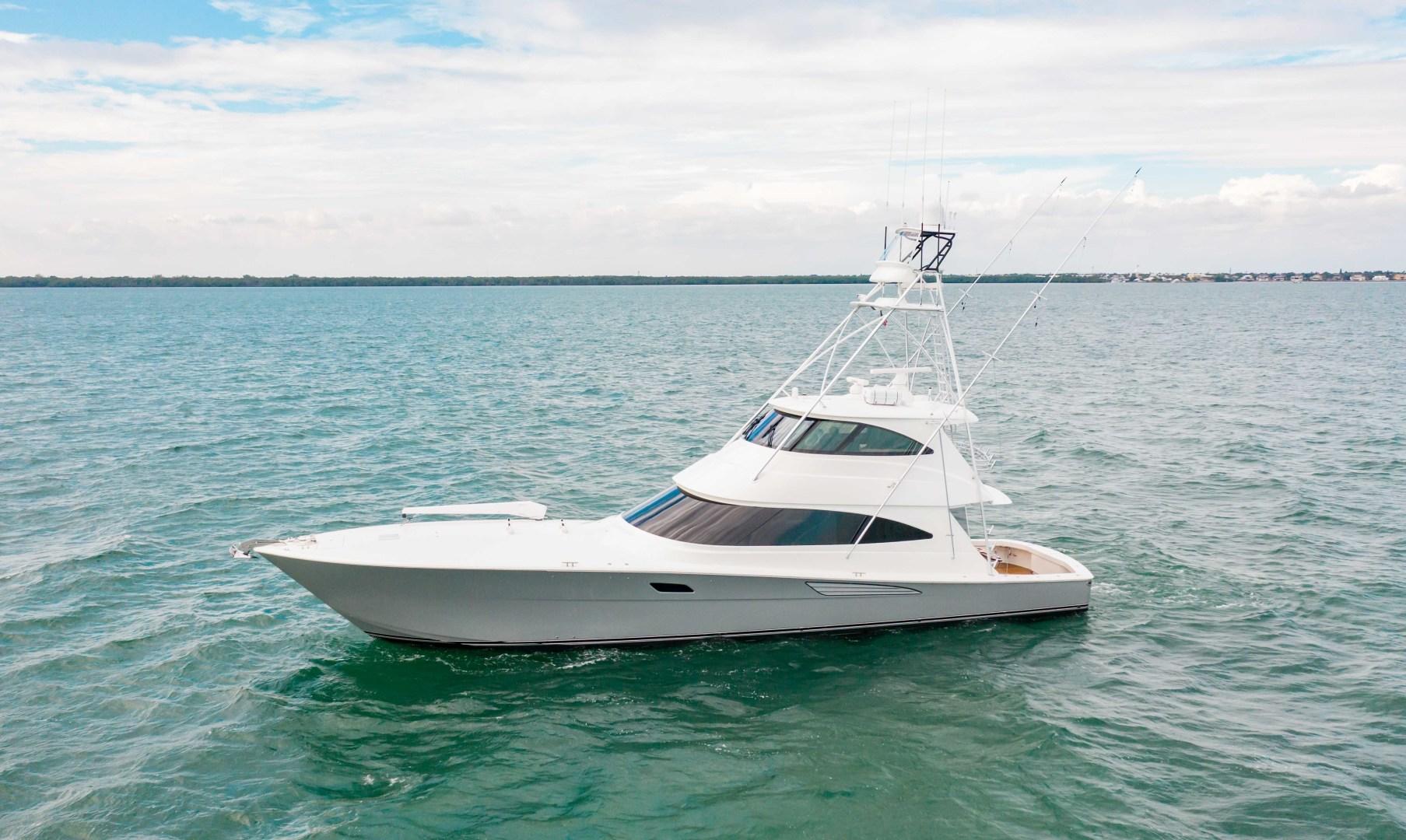 Viking-72 Enclosed Bridge 2018-Red Lion Ocean Reef-Florida-United States-2018 Viking 72 Enclosed Bridge  Red Lion -1568309   Thumbnail