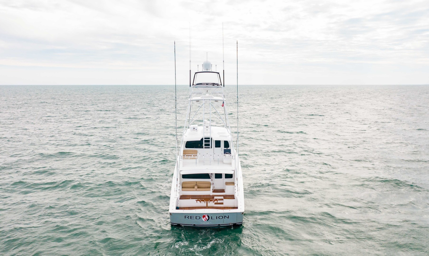 Viking-72 Enclosed Bridge 2018-Red Lion Ocean Reef-Florida-United States-2018 Viking 72 Enclosed Bridge  Red Lion -1568312   Thumbnail