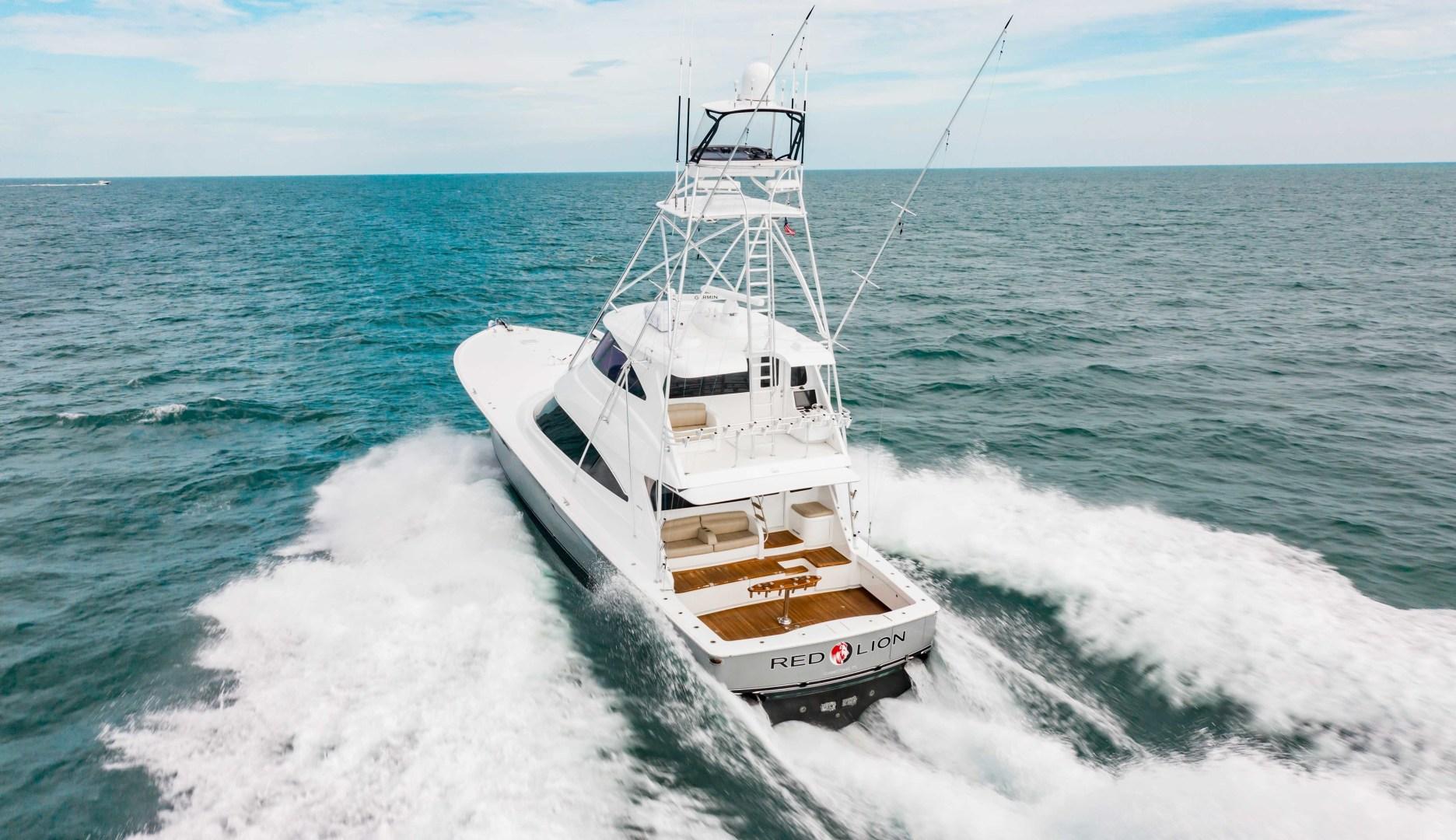 Viking-72 Enclosed Bridge 2018-Red Lion Ocean Reef-Florida-United States-2018 Viking 72 Enclosed Bridge  Red Lion -1568301   Thumbnail