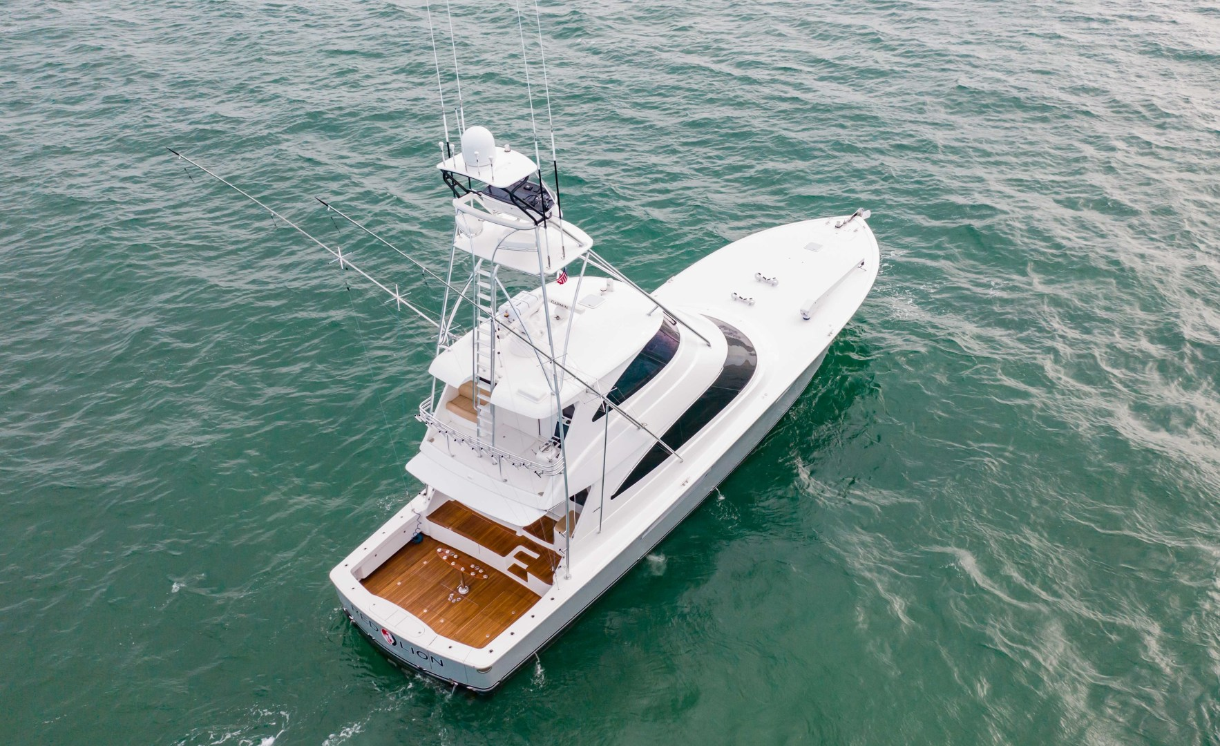 Viking-72 Enclosed Bridge 2018-Red Lion Ocean Reef-Florida-United States-2018 Viking 72 Enclosed Bridge  Red Lion -1568317   Thumbnail