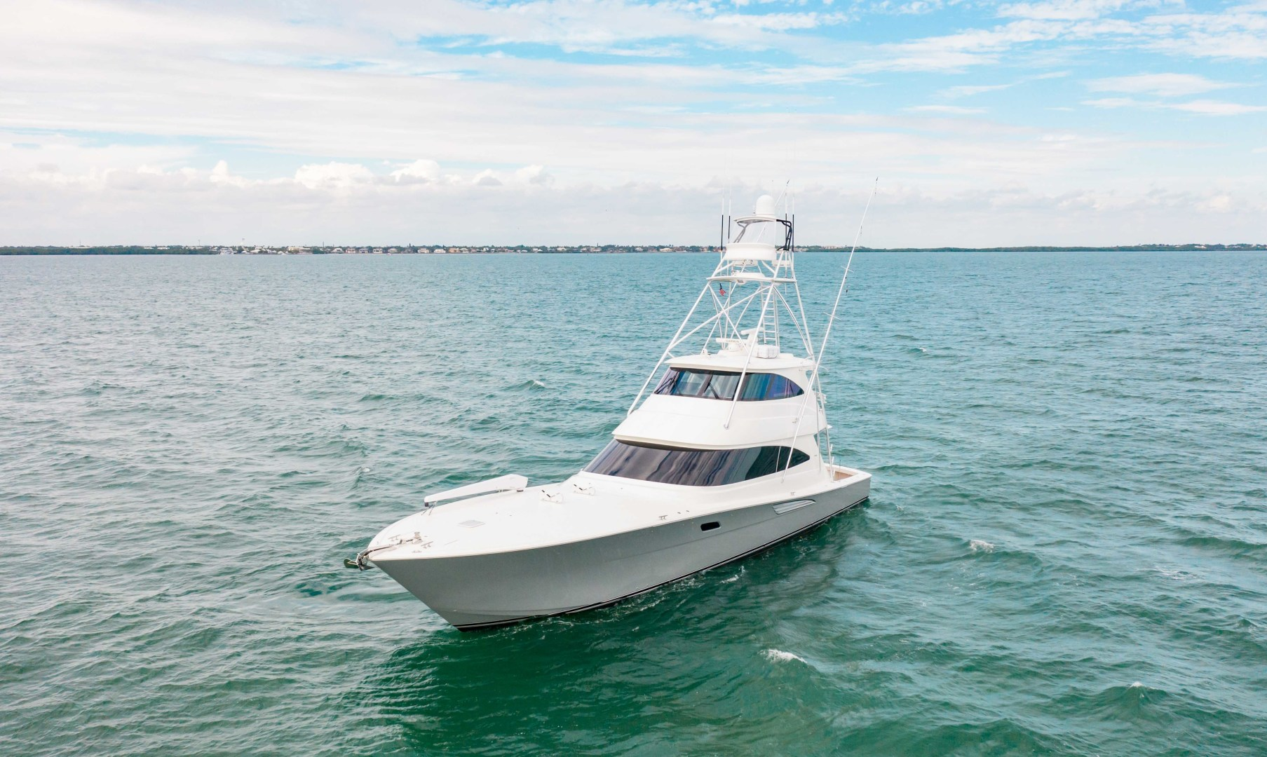 Viking-72 Enclosed Bridge 2018-Red Lion Ocean Reef-Florida-United States-2018 Viking 72 Enclosed Bridge  Red Lion -1568308   Thumbnail