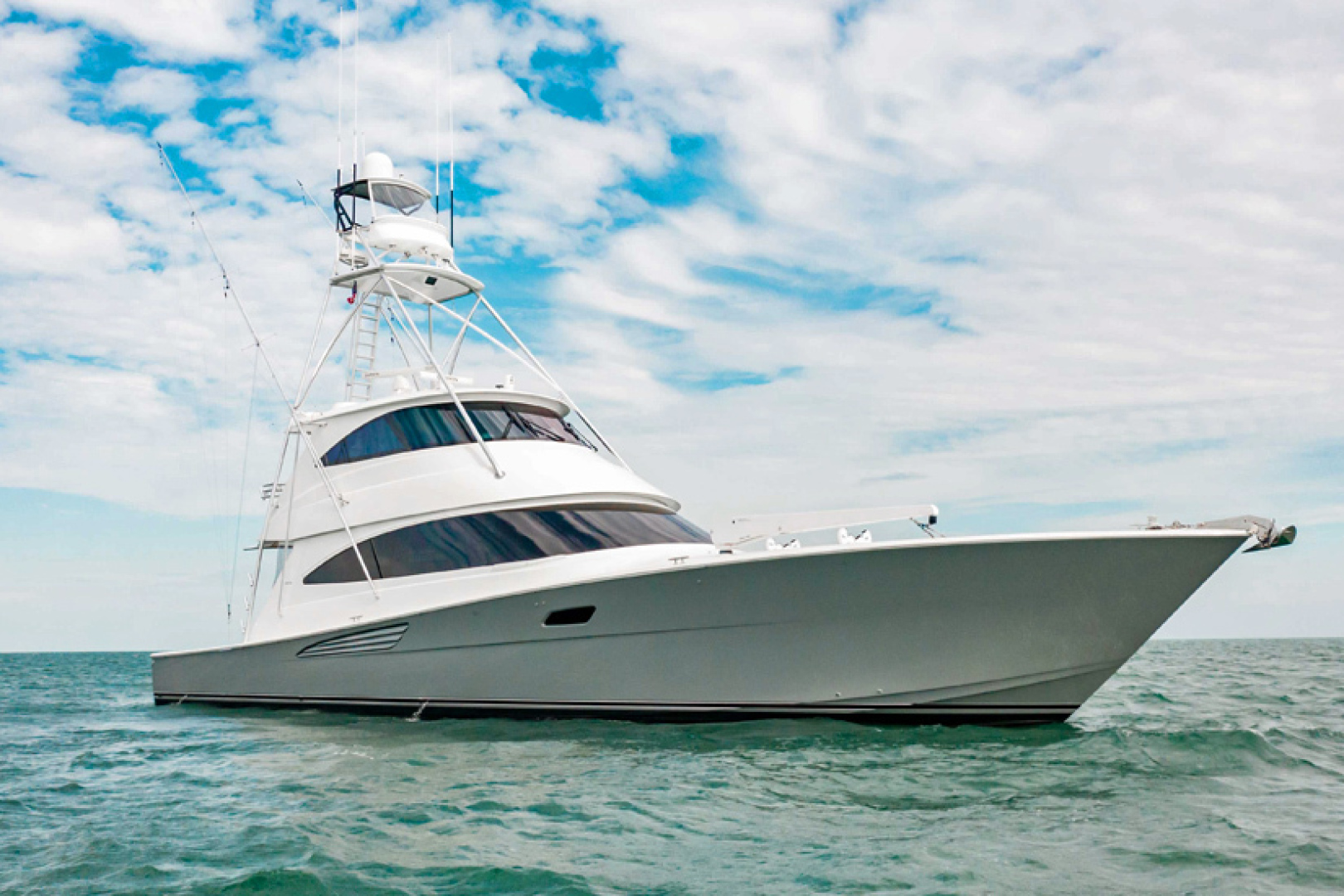 Viking-72 Enclosed Bridge 2018-Red Lion Ocean Reef-Florida-United States-2018 Viking 72 Enclosed Bridge  Red Lion -1568345   Thumbnail