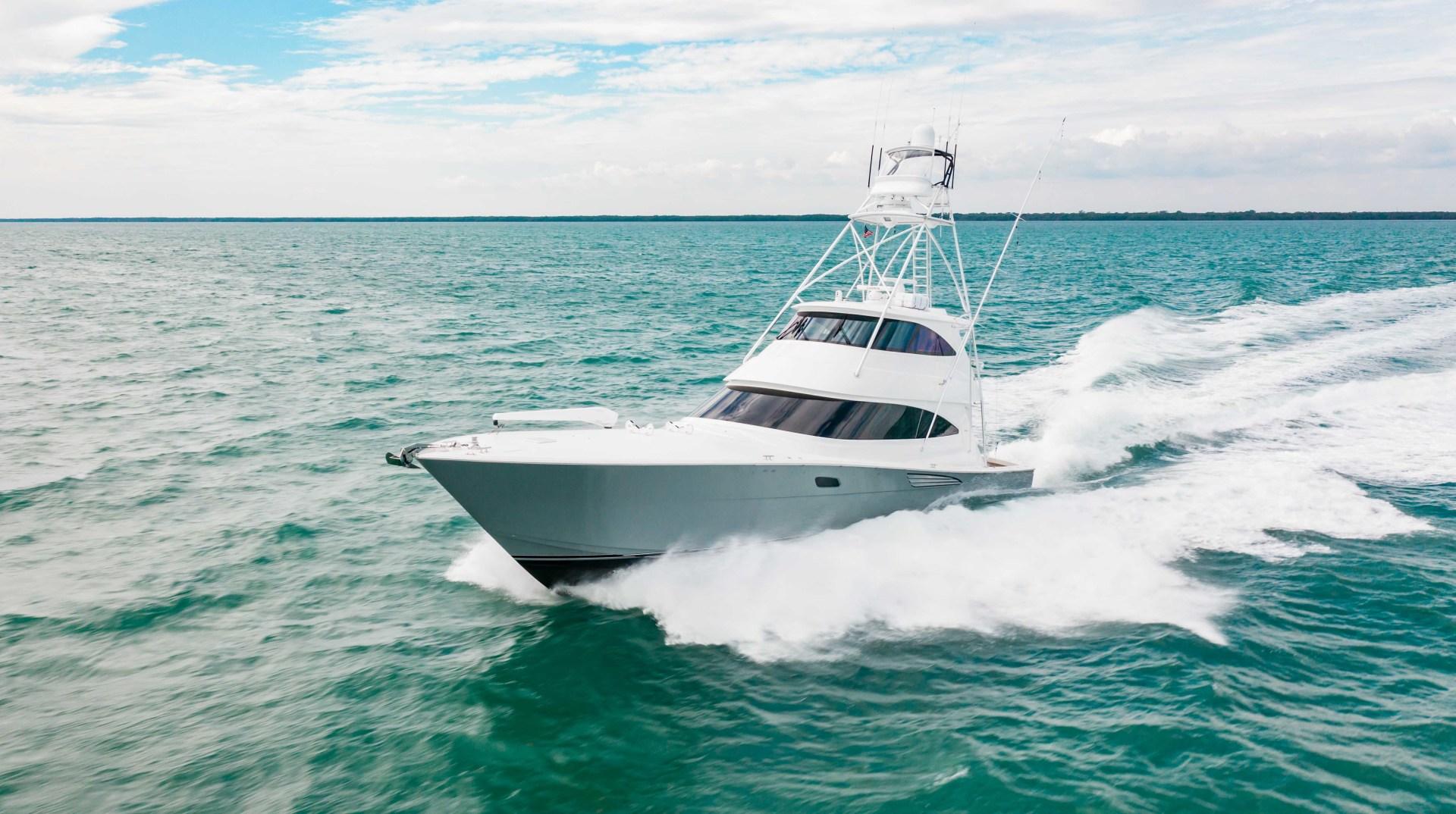 Viking-72 Enclosed Bridge 2018-Red Lion Ocean Reef-Florida-United States-2018 Viking 72 Enclosed Bridge  Red Lion -1568329   Thumbnail