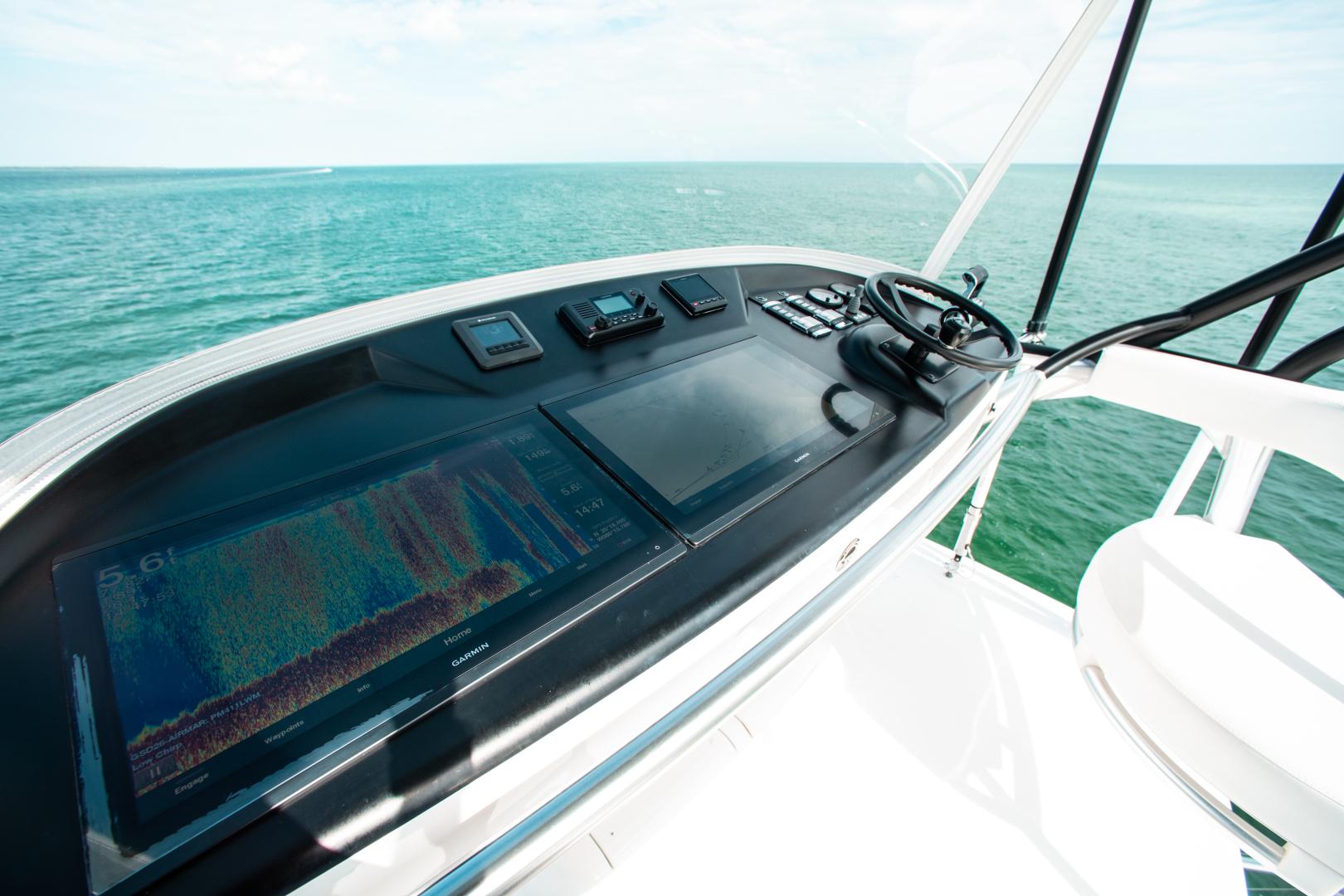 Viking-72 Enclosed Bridge 2018-Red Lion Ocean Reef-Florida-United States-2018 Viking 72 Enclosed Bridge  Red Lion  Tower-1568254   Thumbnail