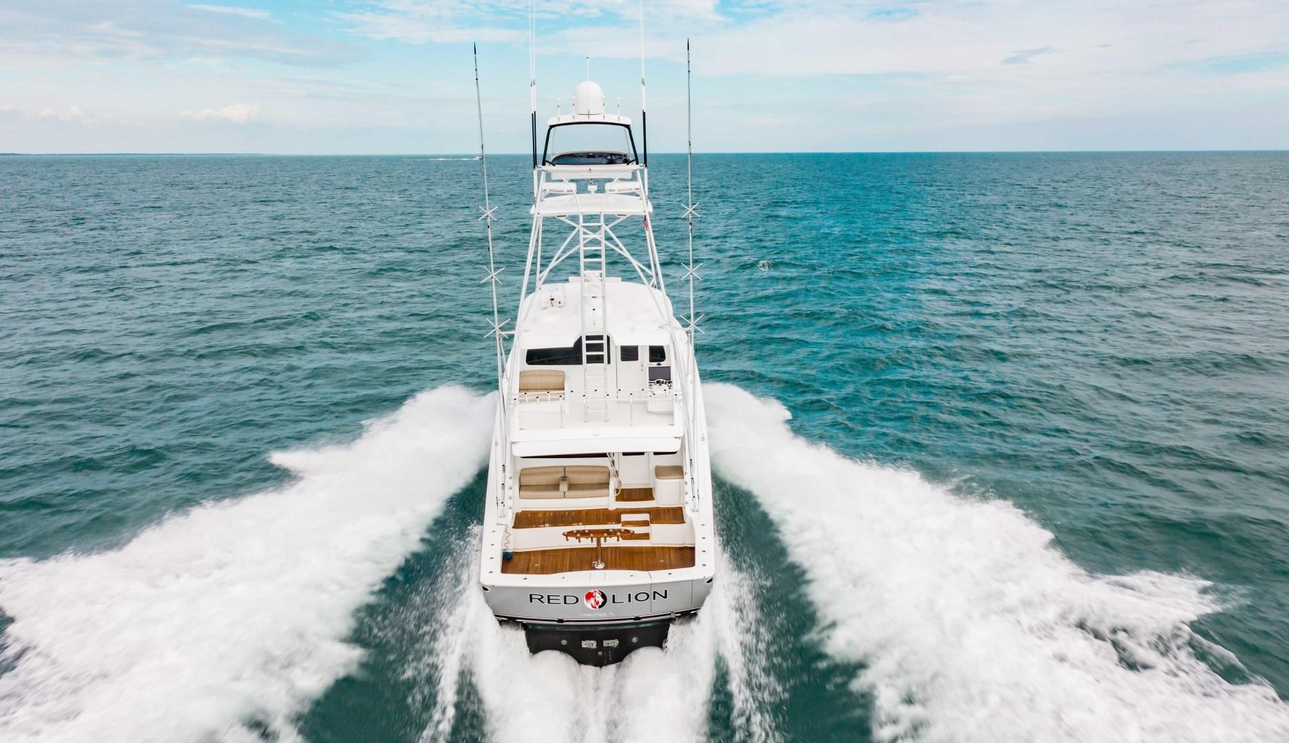 Viking-72 Enclosed Bridge 2018-Red Lion Ocean Reef-Florida-United States-2018 Viking 72 Enclosed Bridge  Red Lion -1568300   Thumbnail