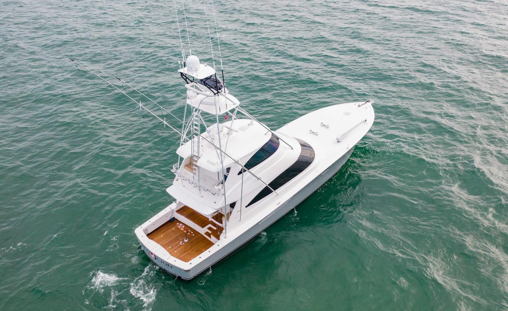 Viking-72 Enclosed Bridge 2018-Red Lion Ocean Reef-Florida-United States-2018 Viking 72 Enclosed Bridge  Red Lion -1568287   Thumbnail