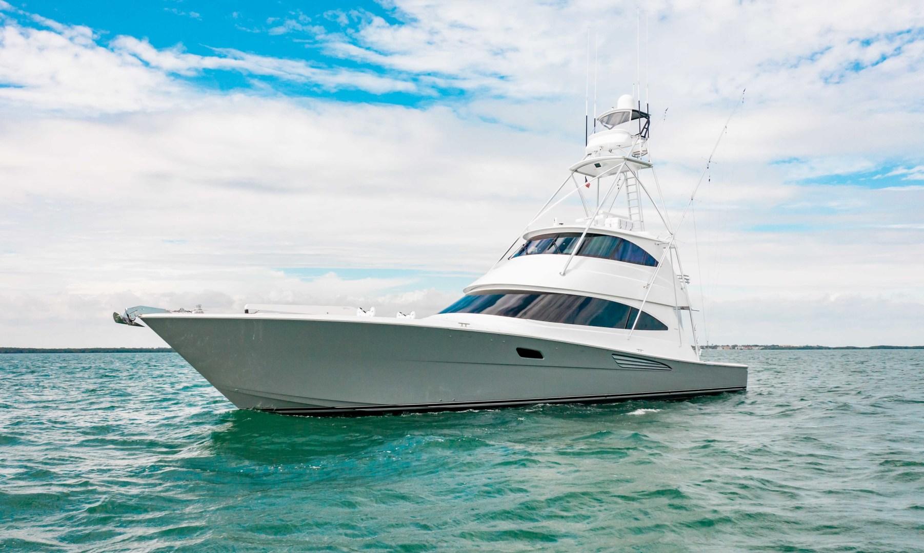 Viking-72 Enclosed Bridge 2018-Red Lion Ocean Reef-Florida-United States-2018 Viking 72 Enclosed Bridge  Red Lion -1568323   Thumbnail