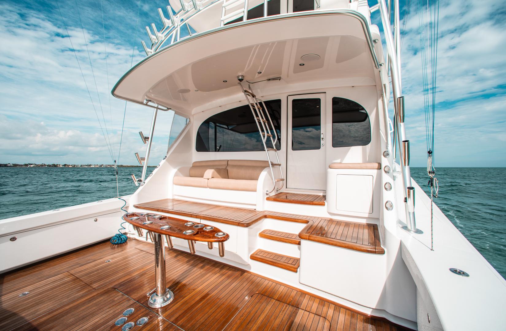 Viking-72 Enclosed Bridge 2018-Red Lion Ocean Reef-Florida-United States-2018 Viking 72 Enclosed Bridge  Red Lion  Cockpit-1568246   Thumbnail