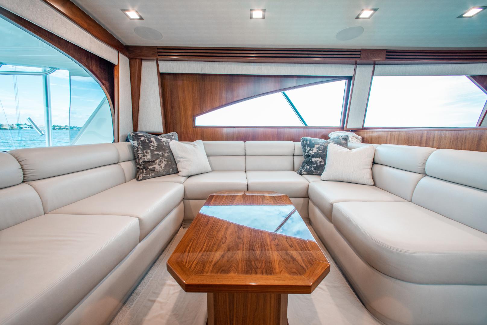 Viking-72 Enclosed Bridge 2018-Red Lion Ocean Reef-Florida-United States-2018 Viking 72 Enclosed Bridge  Red Lion  Salon-1568239   Thumbnail