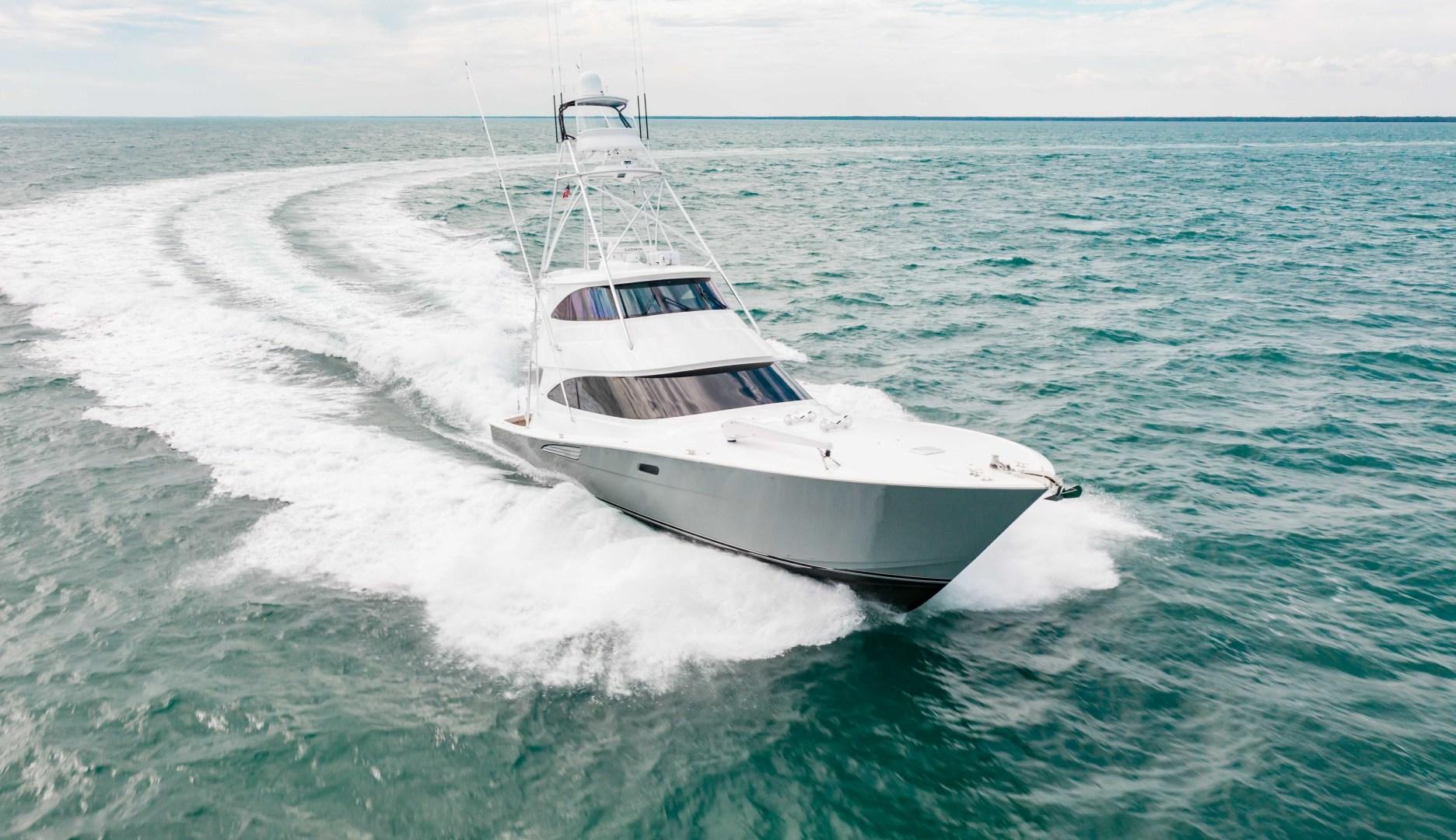 Viking-72 Enclosed Bridge 2018-Red Lion Ocean Reef-Florida-United States-2018 Viking 72 Enclosed Bridge  Red Lion -1568288   Thumbnail