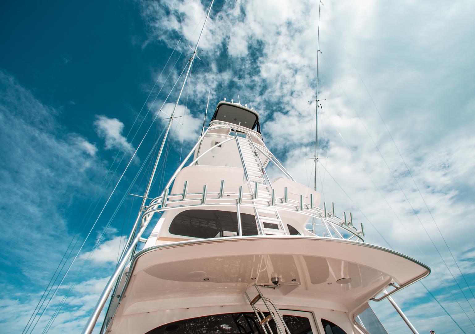 Viking-72 Enclosed Bridge 2018-Red Lion Ocean Reef-Florida-United States-2018 Viking 72 Enclosed Bridge  Red Lion  Tower-1568245   Thumbnail