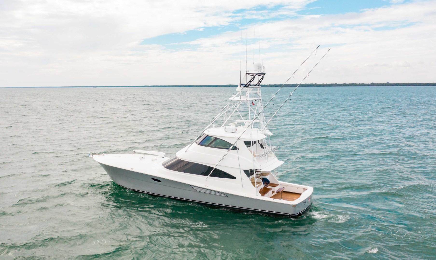 Viking-72 Enclosed Bridge 2018-Red Lion Ocean Reef-Florida-United States-2018 Viking 72 Enclosed Bridge  Red Lion -1568310   Thumbnail