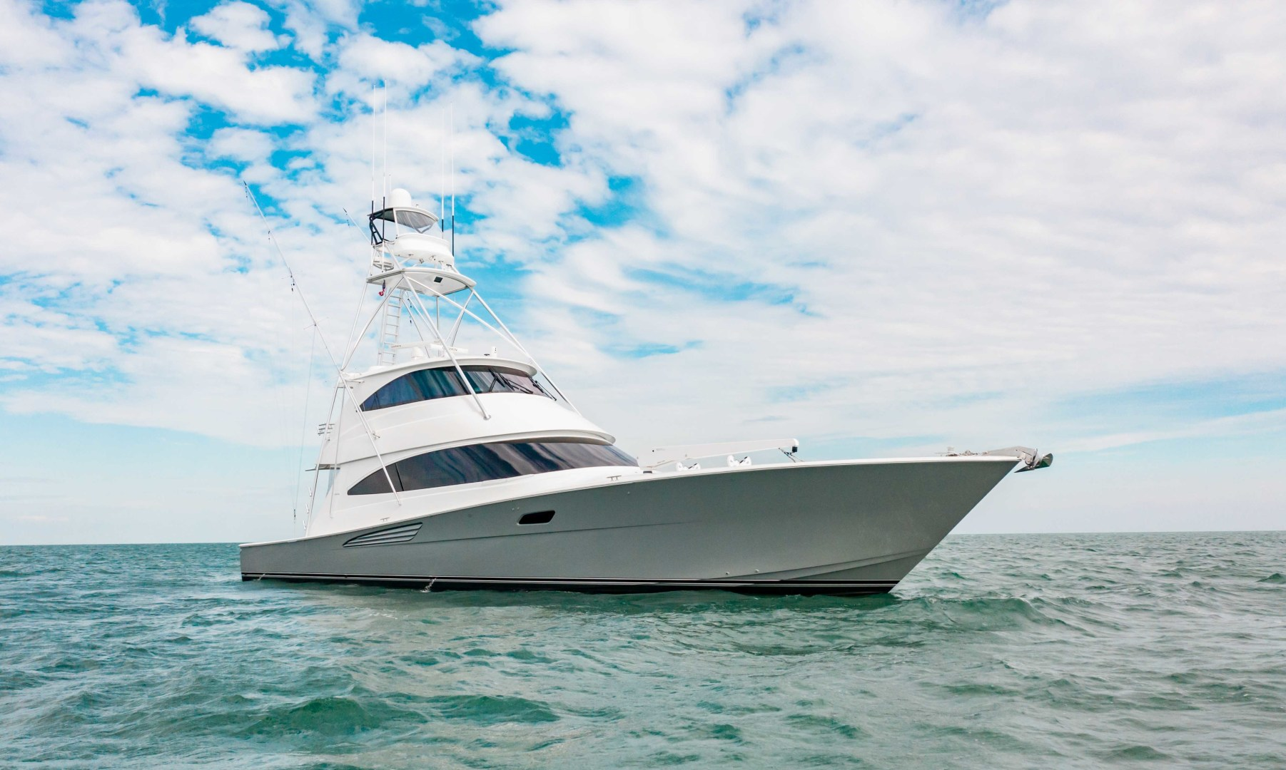 Viking-72 Enclosed Bridge 2018-Red Lion Ocean Reef-Florida-United States-2018 Viking 72 Enclosed Bridge  Red Lion -1568325   Thumbnail