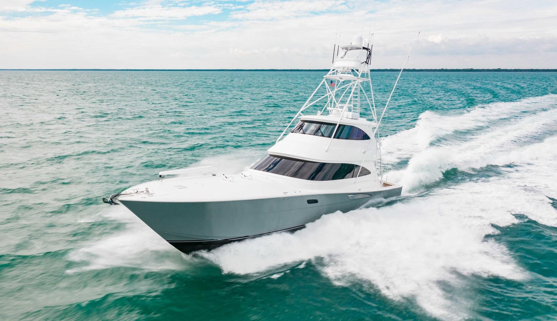 Viking-72 Enclosed Bridge 2018-Red Lion Ocean Reef-Florida-United States-2018 Viking 72 Enclosed Bridge  Red Lion -1568335   Thumbnail