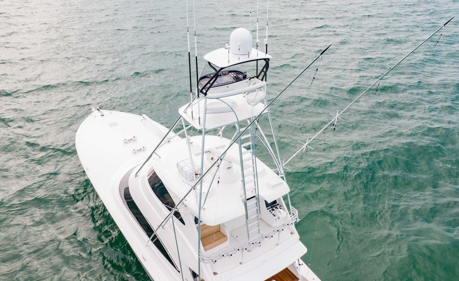 Viking-72 Enclosed Bridge 2018-Red Lion Ocean Reef-Florida-United States-2018 Viking 72 Enclosed Bridge  Red Lion -1568316   Thumbnail