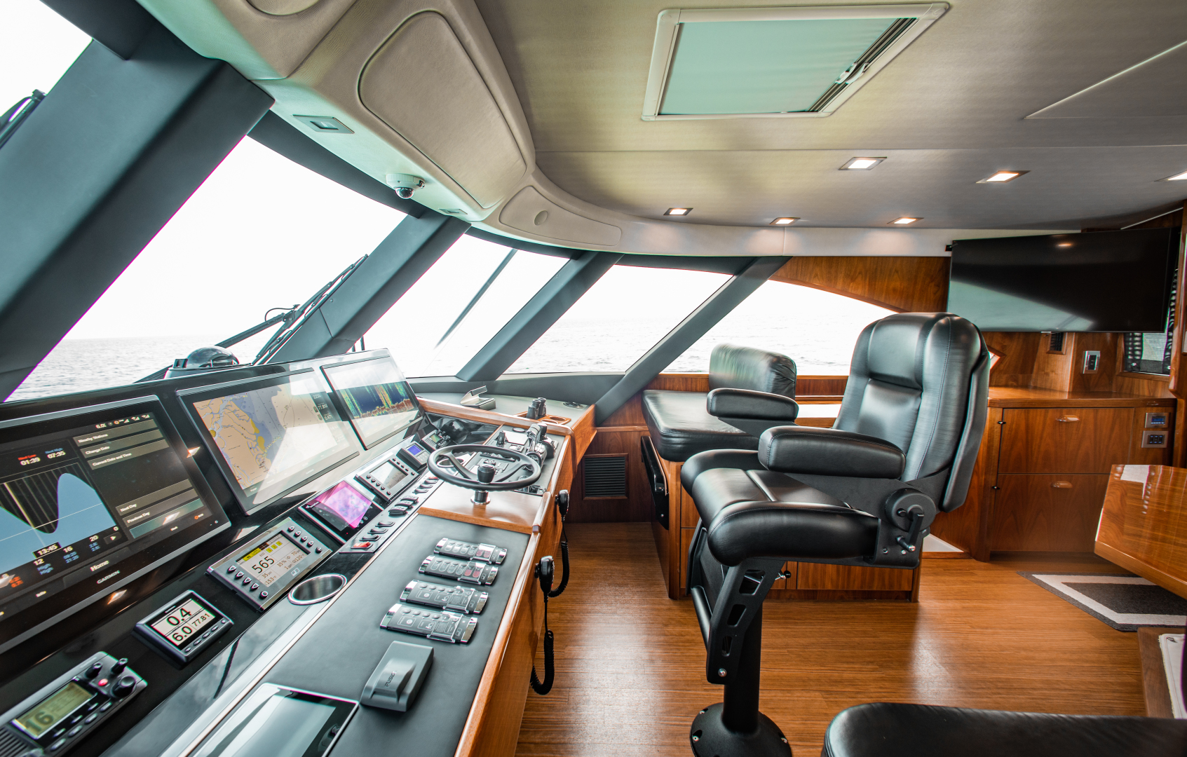 Viking-72 Enclosed Bridge 2018-Red Lion Ocean Reef-Florida-United States-2018 Viking 72 Enclosed Bridge  Red Lion  Enclosed Bridge-1568251   Thumbnail