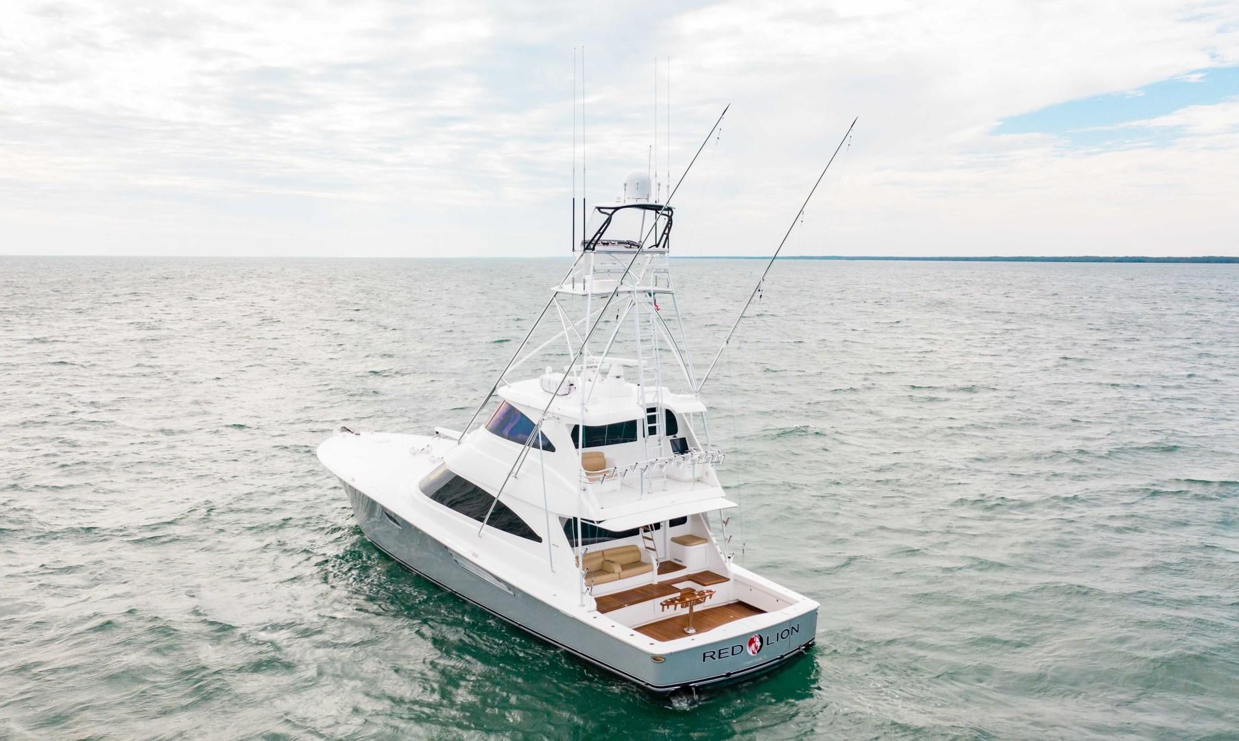 Viking-72 Enclosed Bridge 2018-Red Lion Ocean Reef-Florida-United States-2018 Viking 72 Enclosed Bridge  Red Lion -1568311   Thumbnail