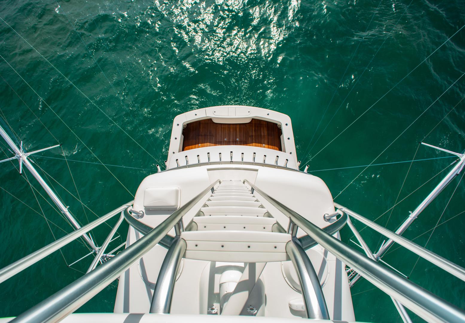 Viking-72 Enclosed Bridge 2018-Red Lion Ocean Reef-Florida-United States-2018 Viking 72 Enclosed Bridge  Red Lion  Tower to Cockpit-1568256   Thumbnail